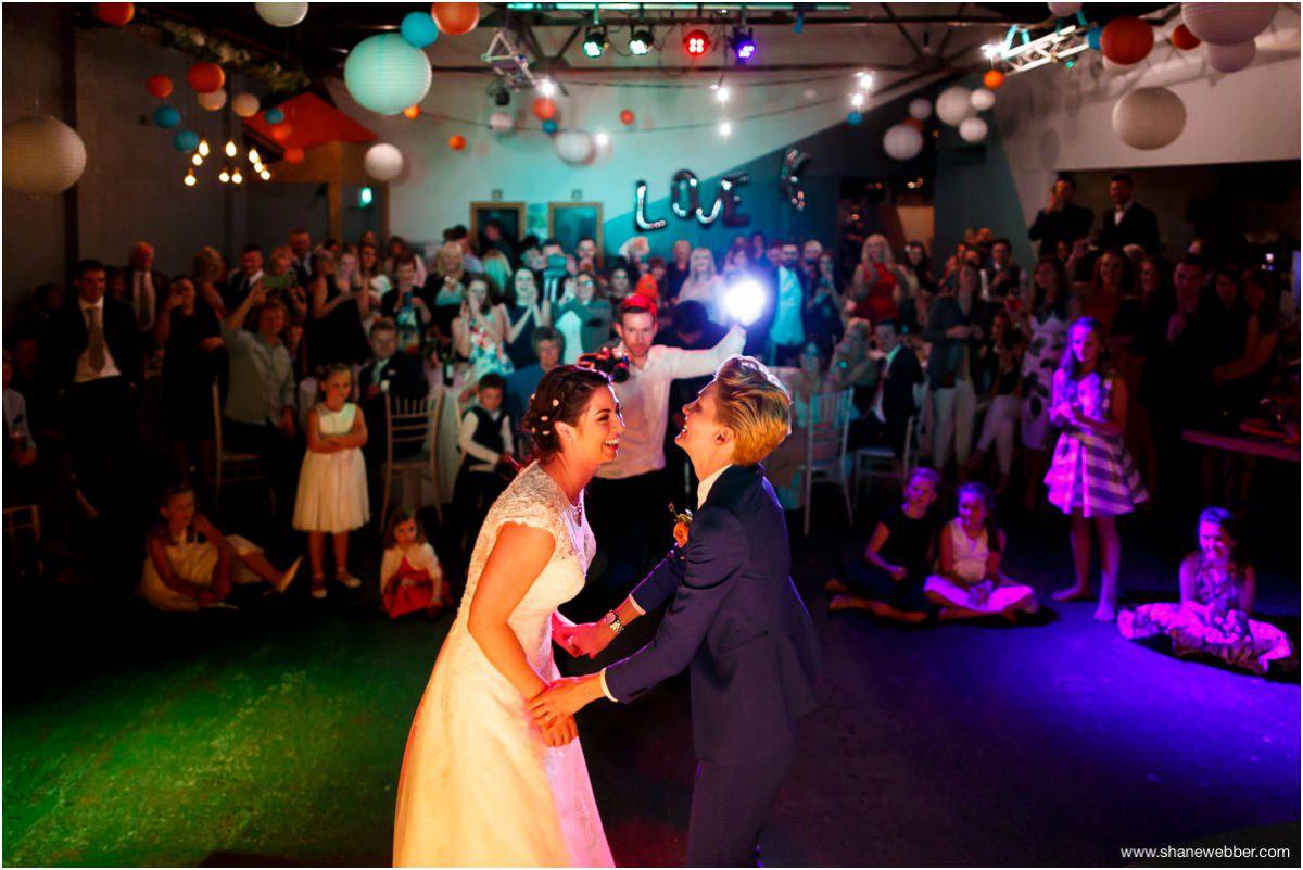 Same sex first dance