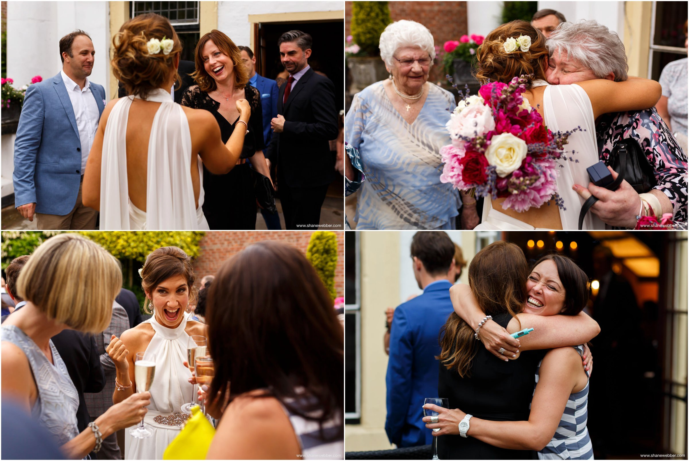 Natural Wedding Photography at Belle Epoque
