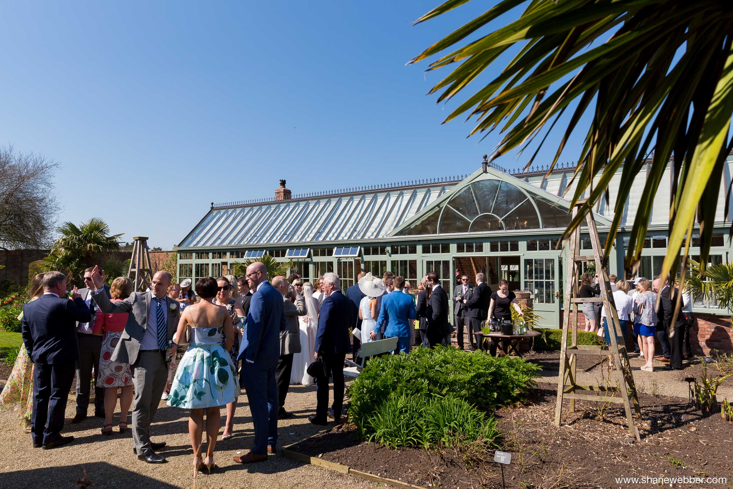 Abbeywood Estate summer wedding