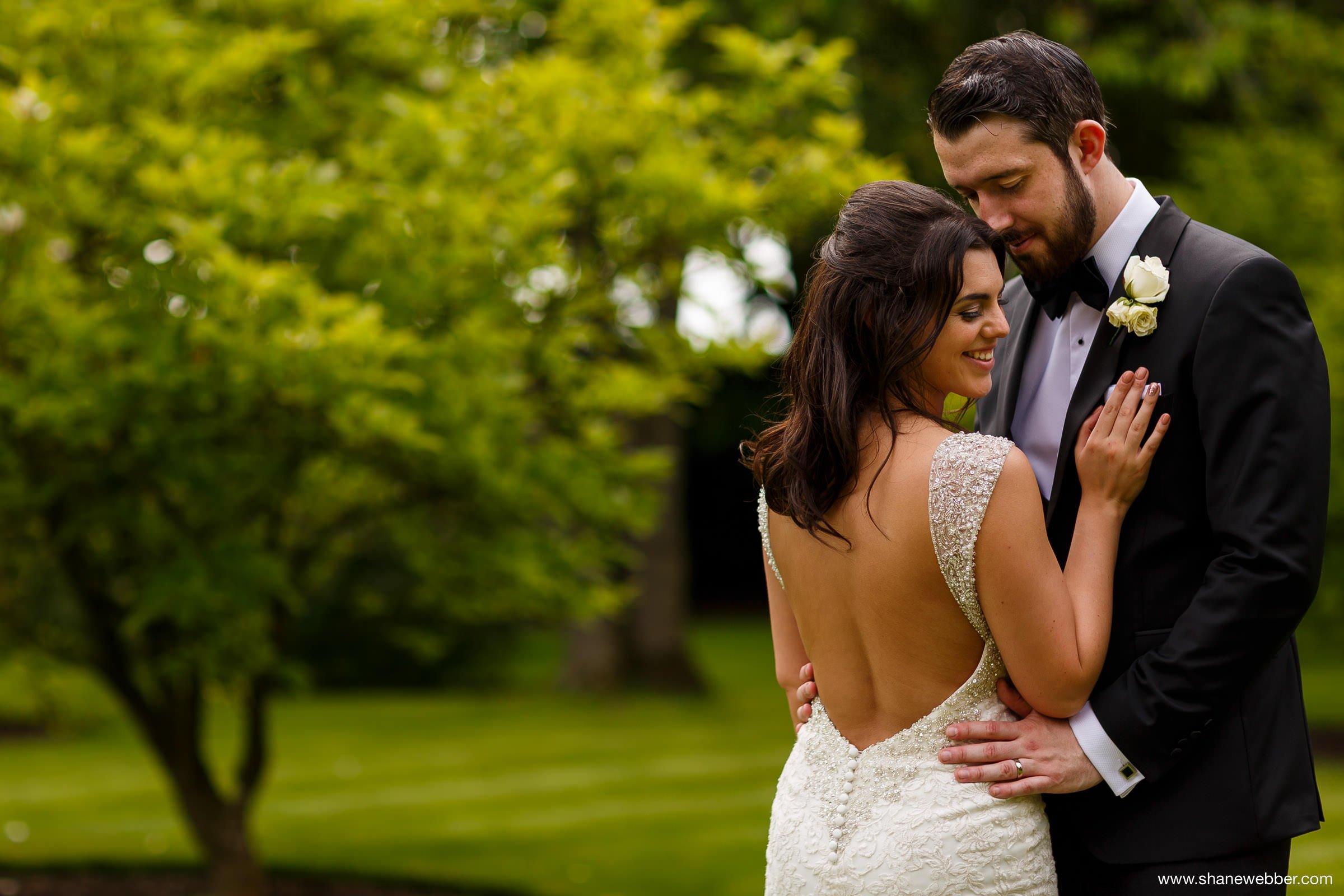 Colshaw Hall Wedding Photo