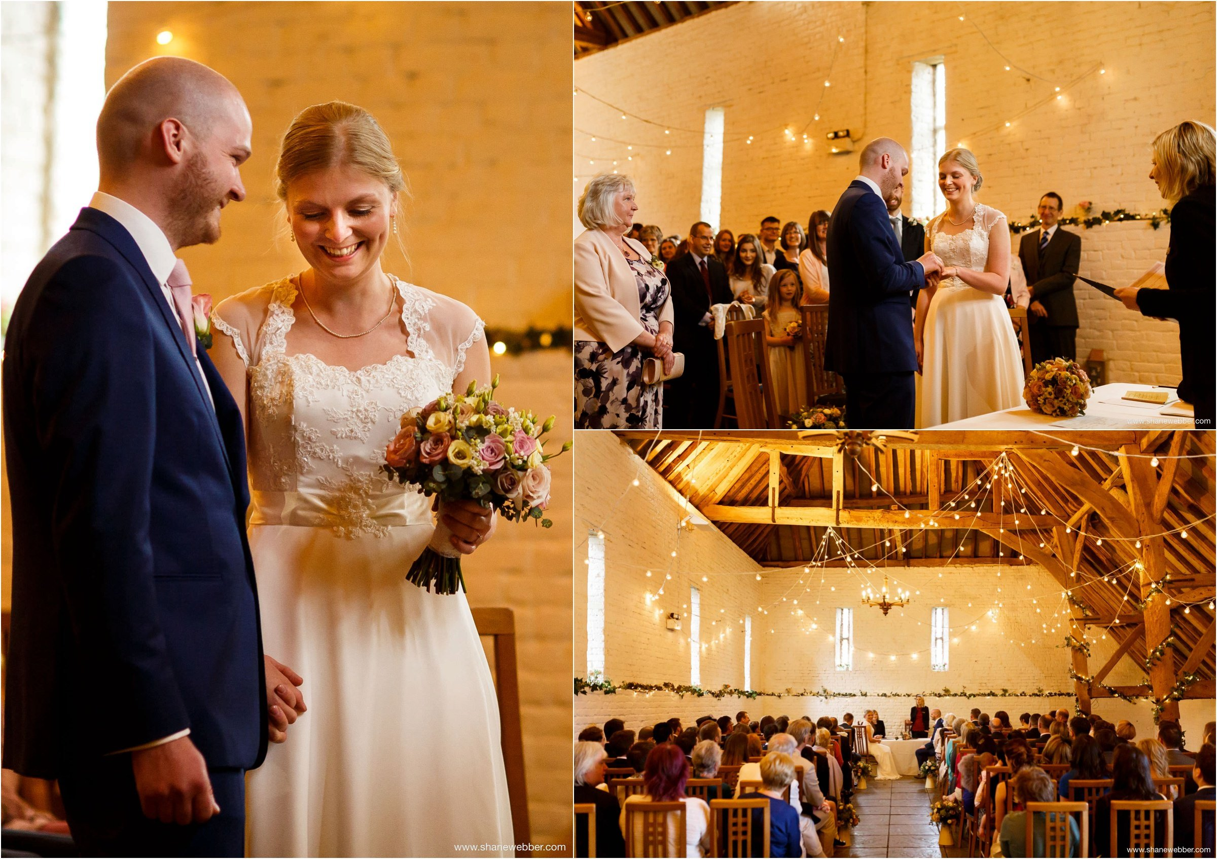 Civil Ceremony at Ufton Court Barn