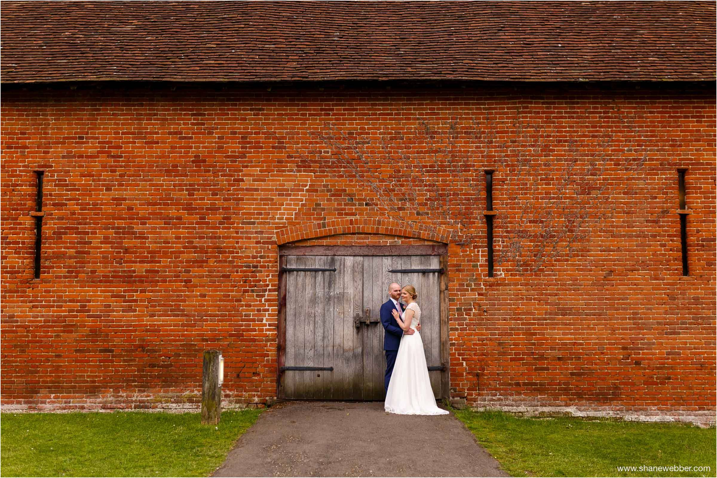 Ufton Court Barn Wedding Photography