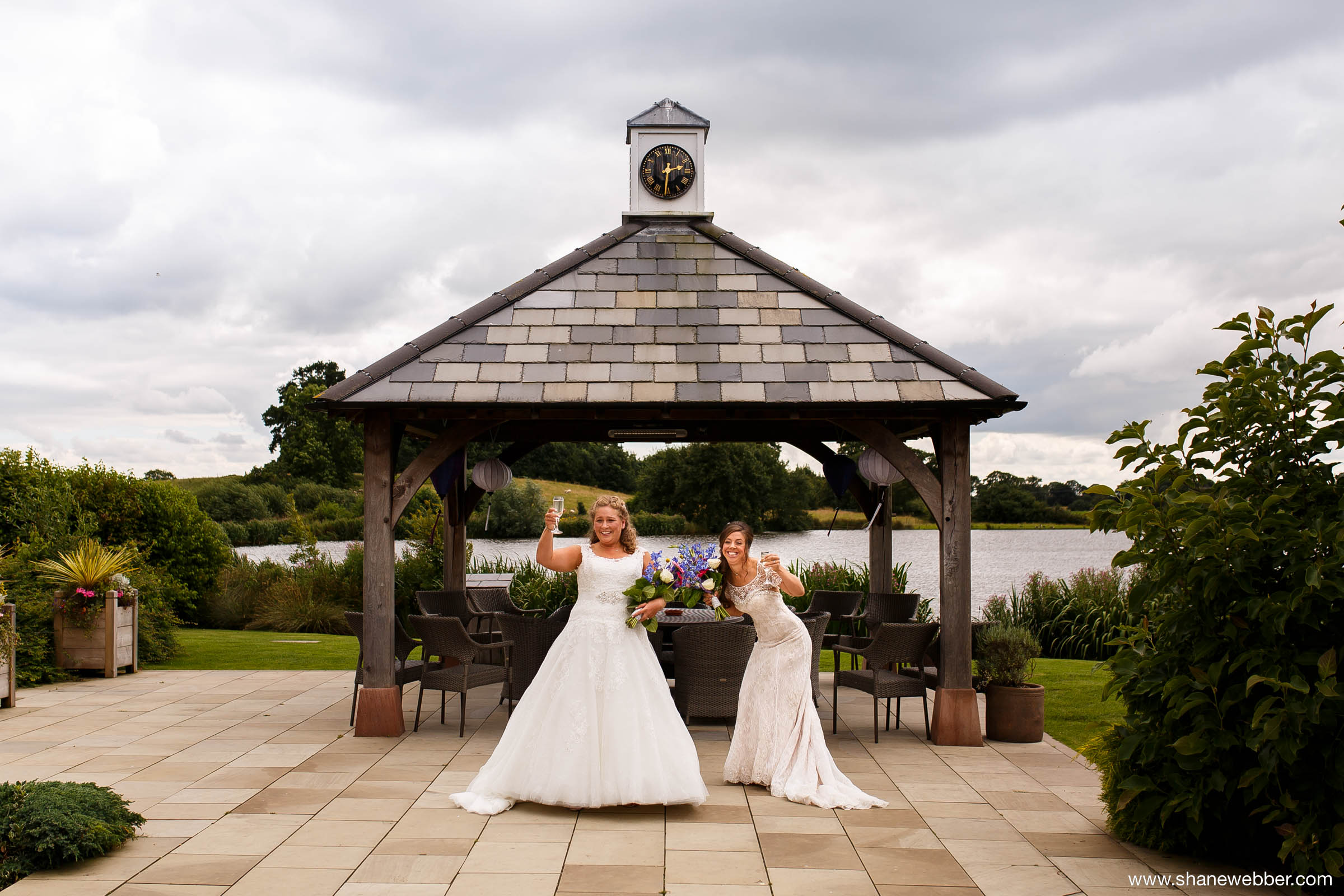 Sandhole Oak Barn Congleton Wedding