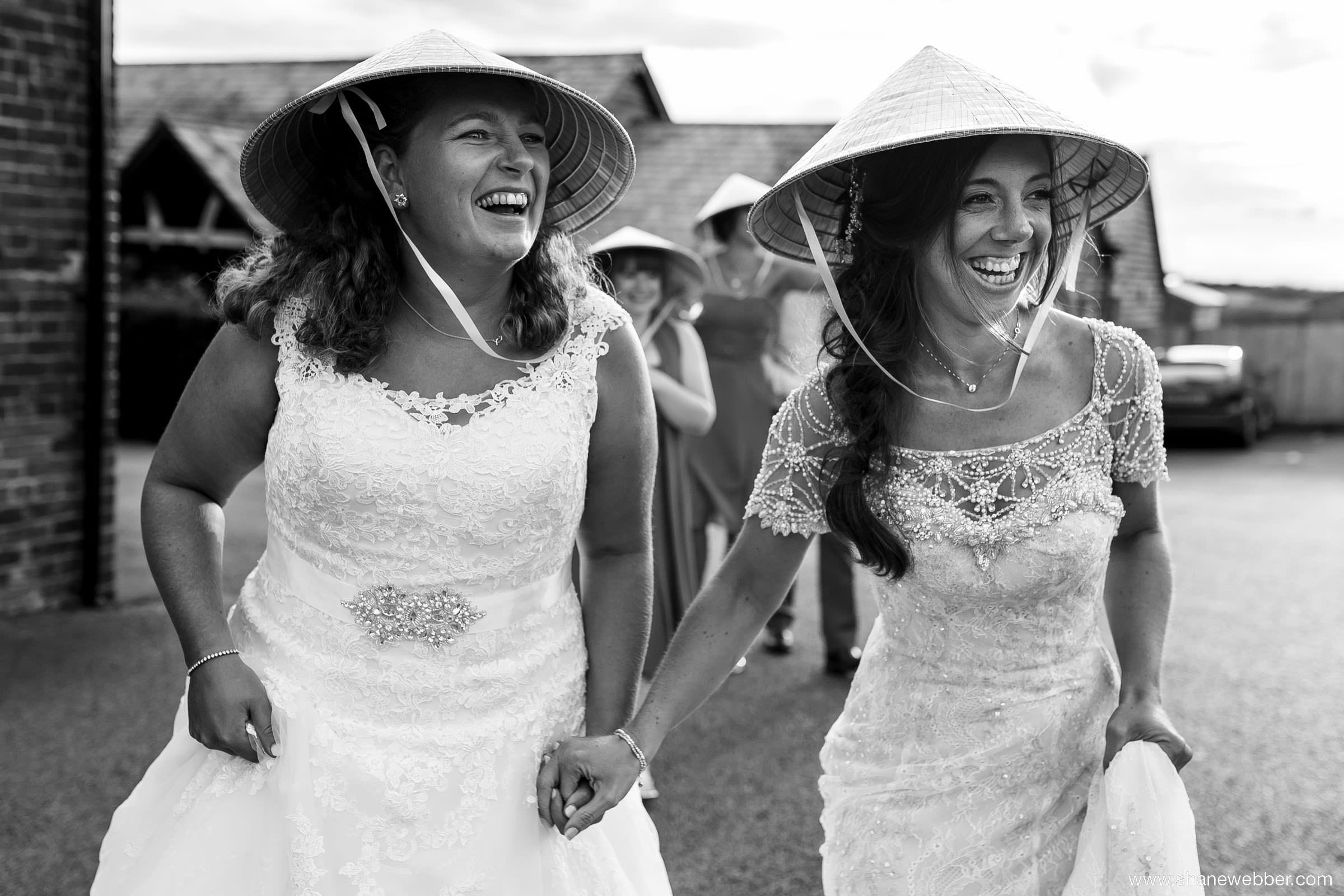 Mrs and Mrs wedding photography