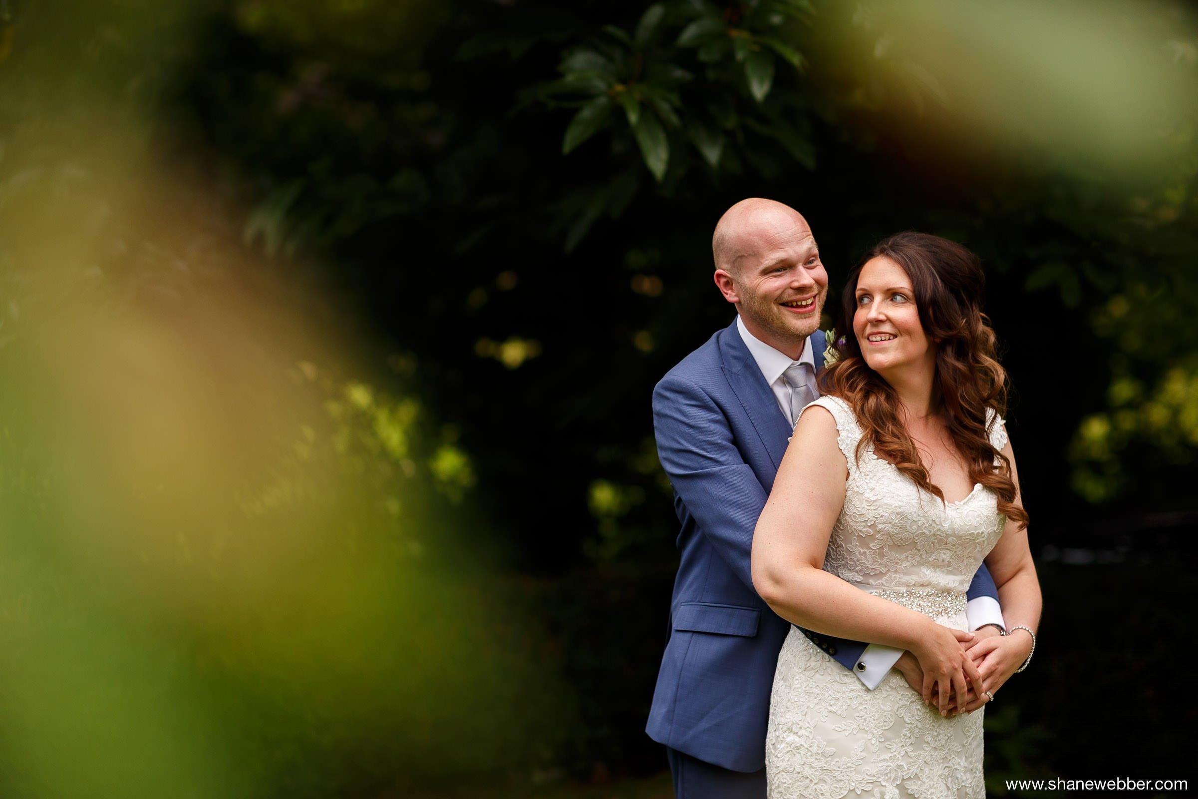 Yellow Broom Restaurant Cheshire Wedding Photography
