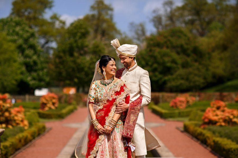 asian wedding photography Carden park