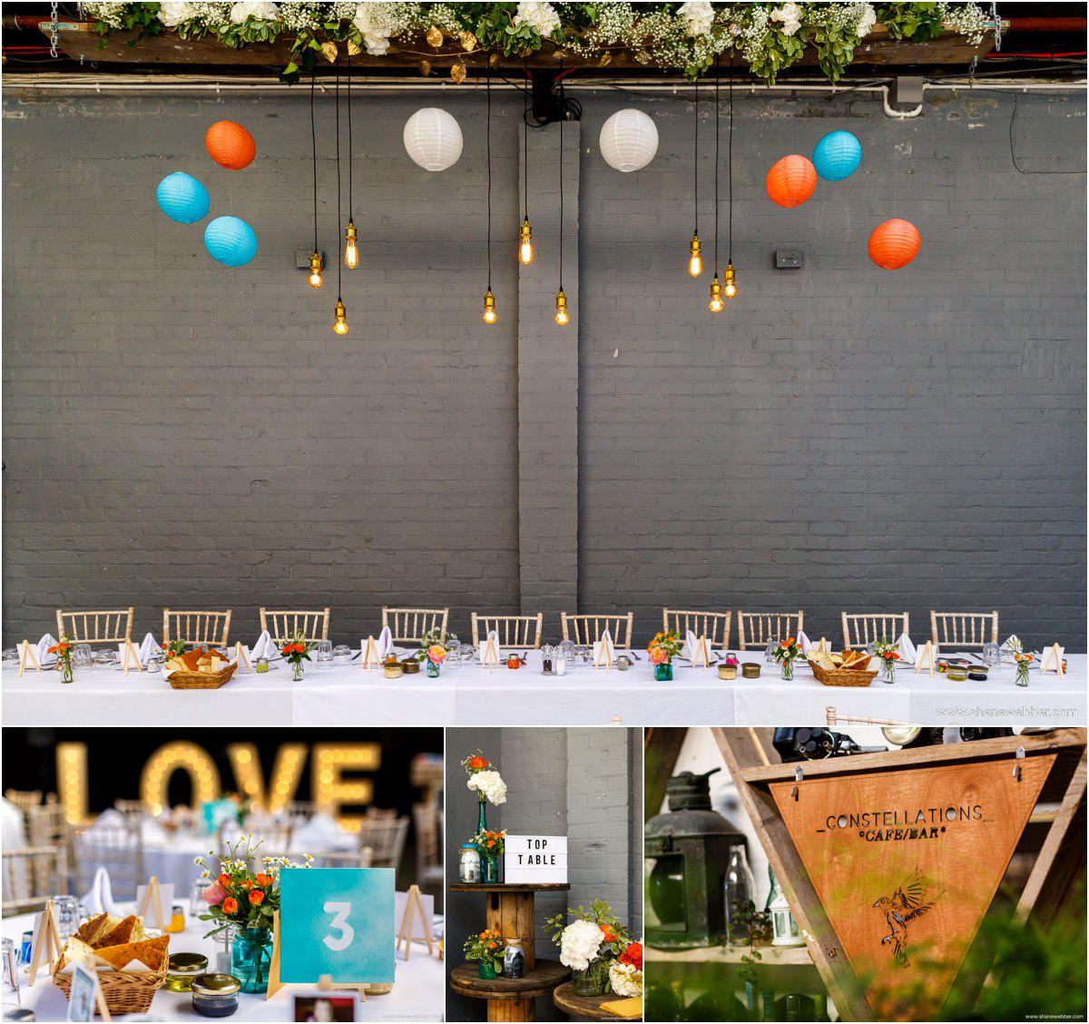 Top table wedding inspiration