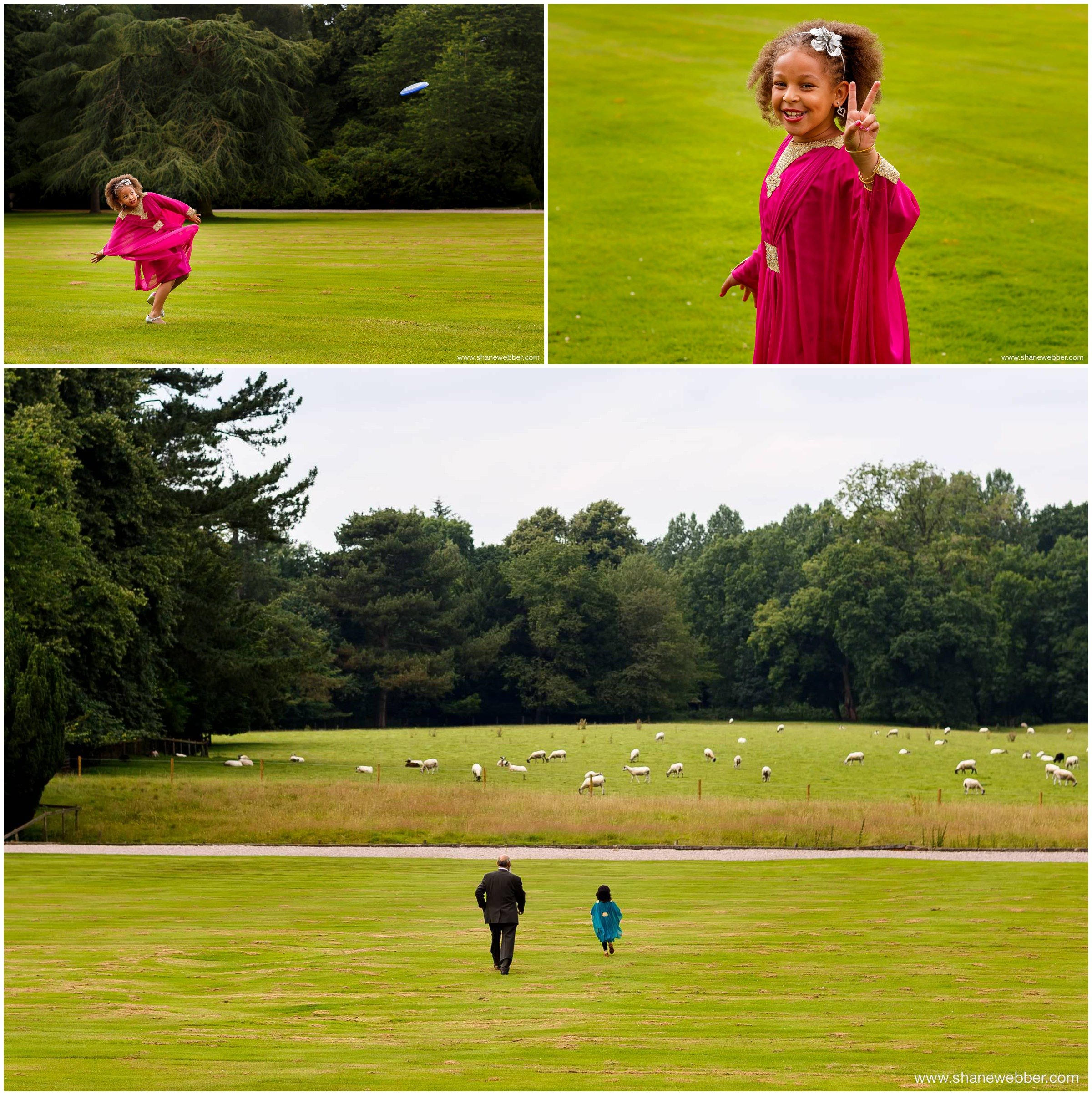 Natural photos at Capesthorne Hall