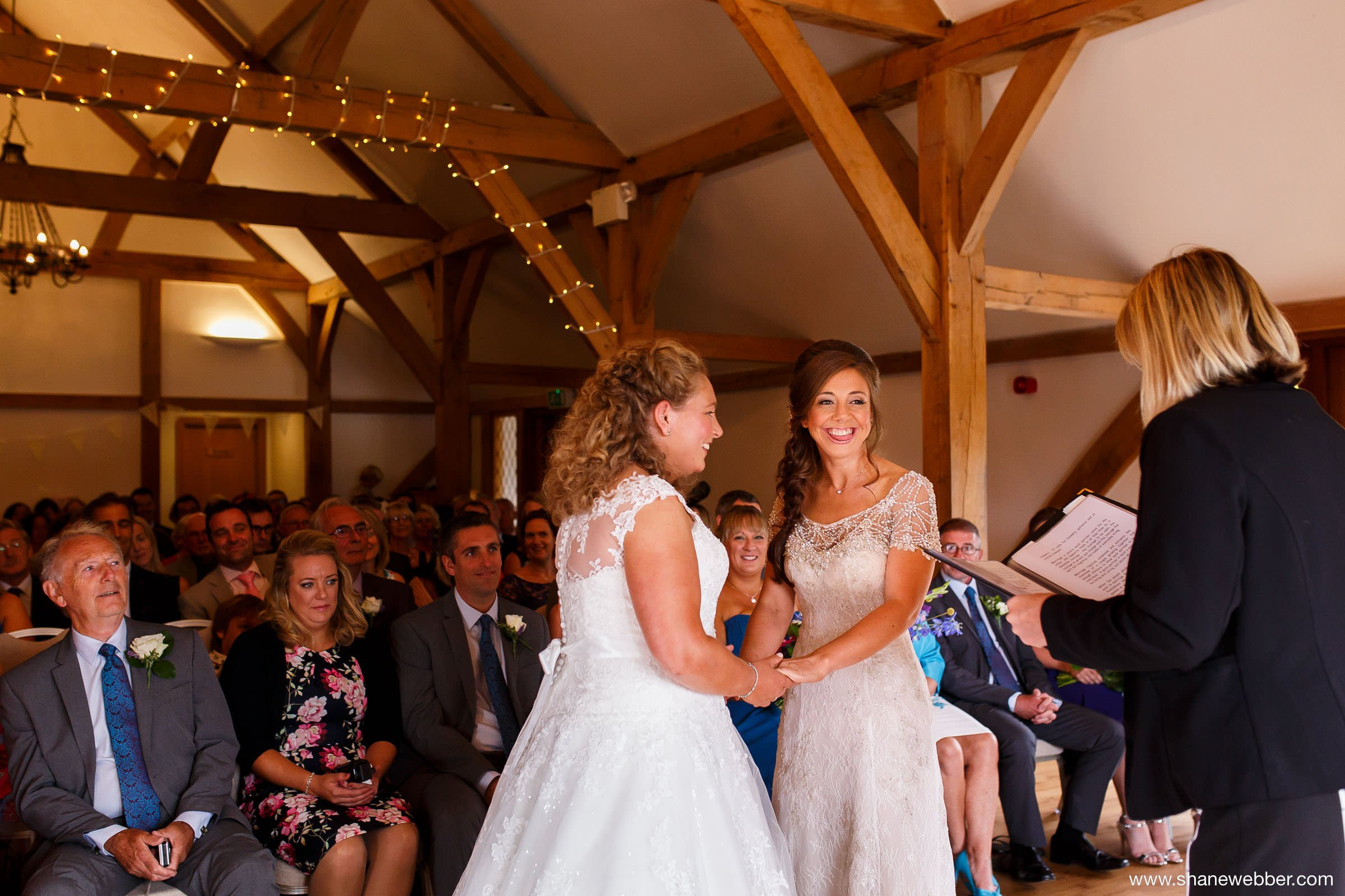 Sandhole Oak Barn Congleton Wedding