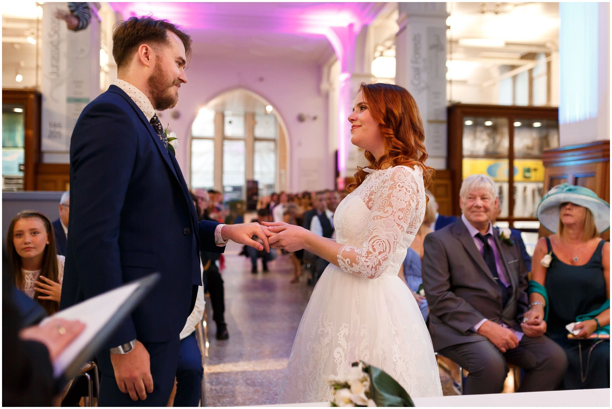 Manchester Museum Wedding Photos