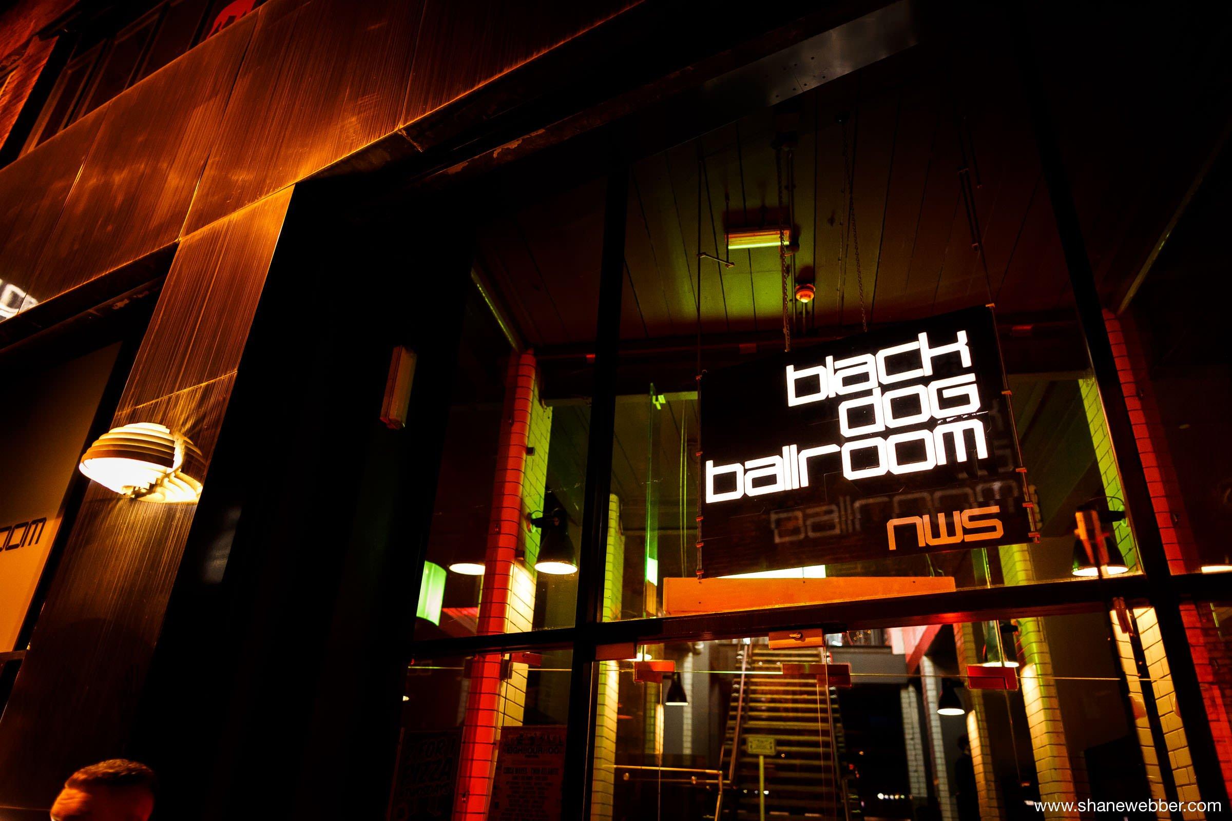 Blackdog Ballroom Manchester NWS