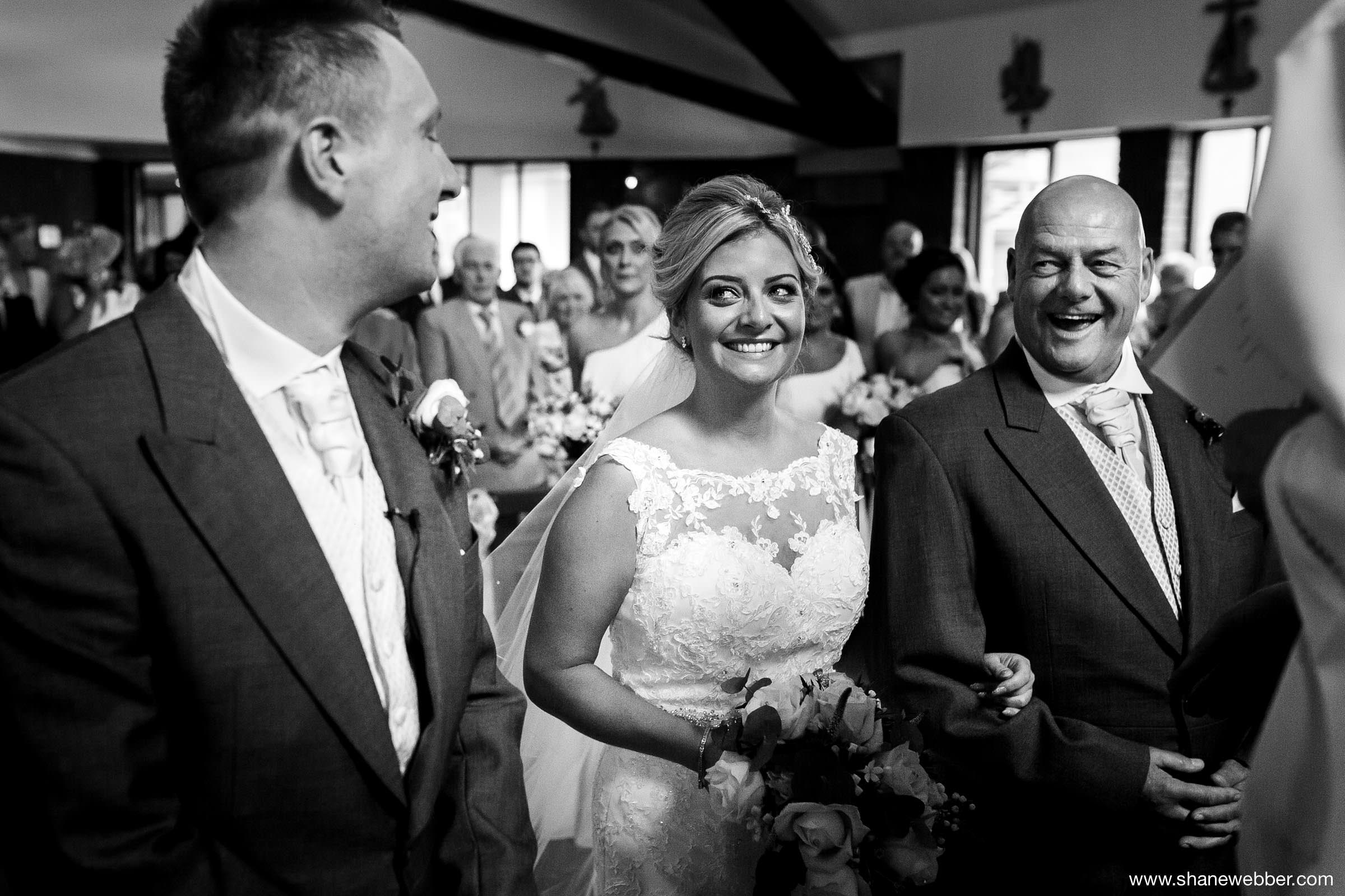 Rivington Hall Barn Wedding Photos