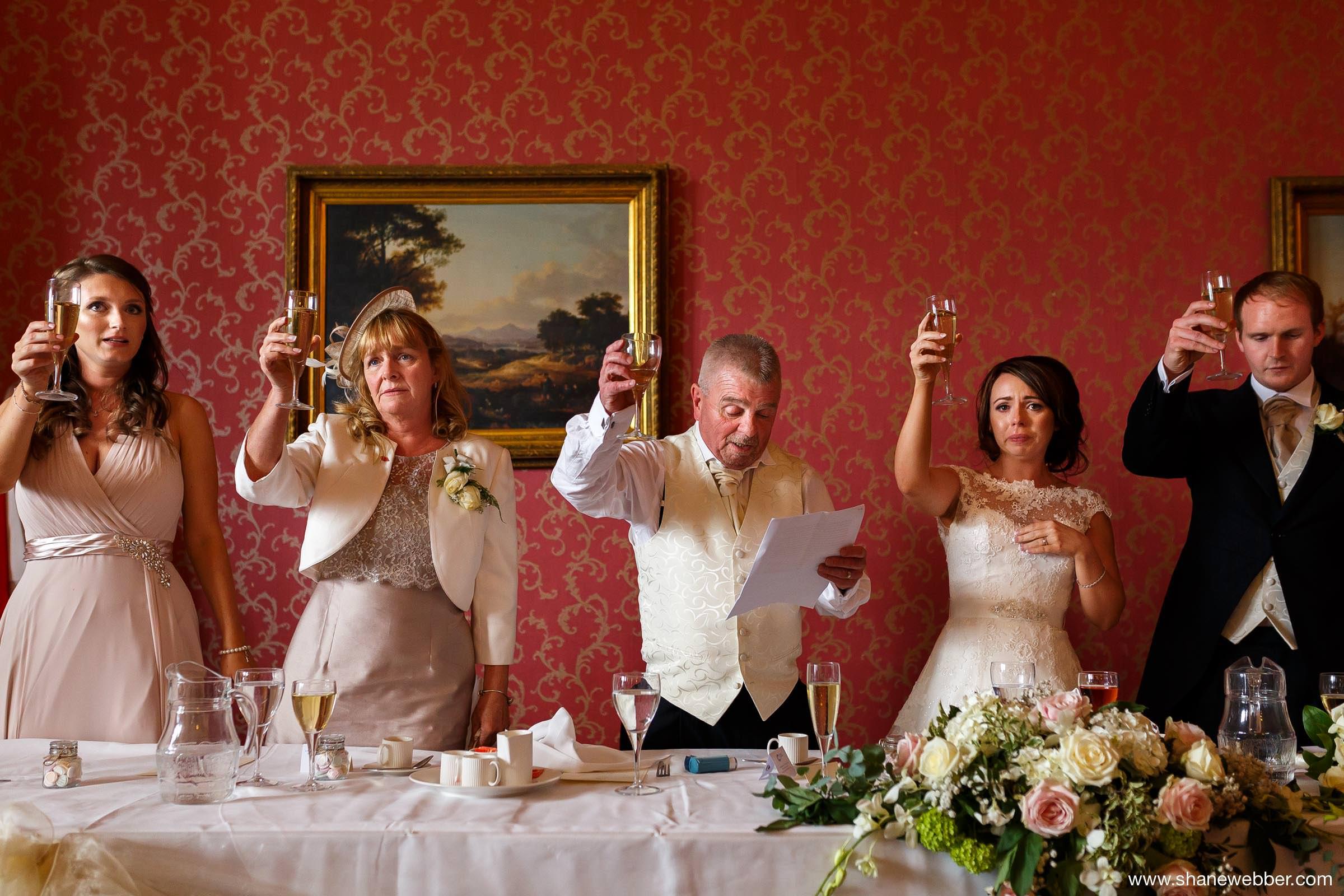 Best wedding speeches photograph