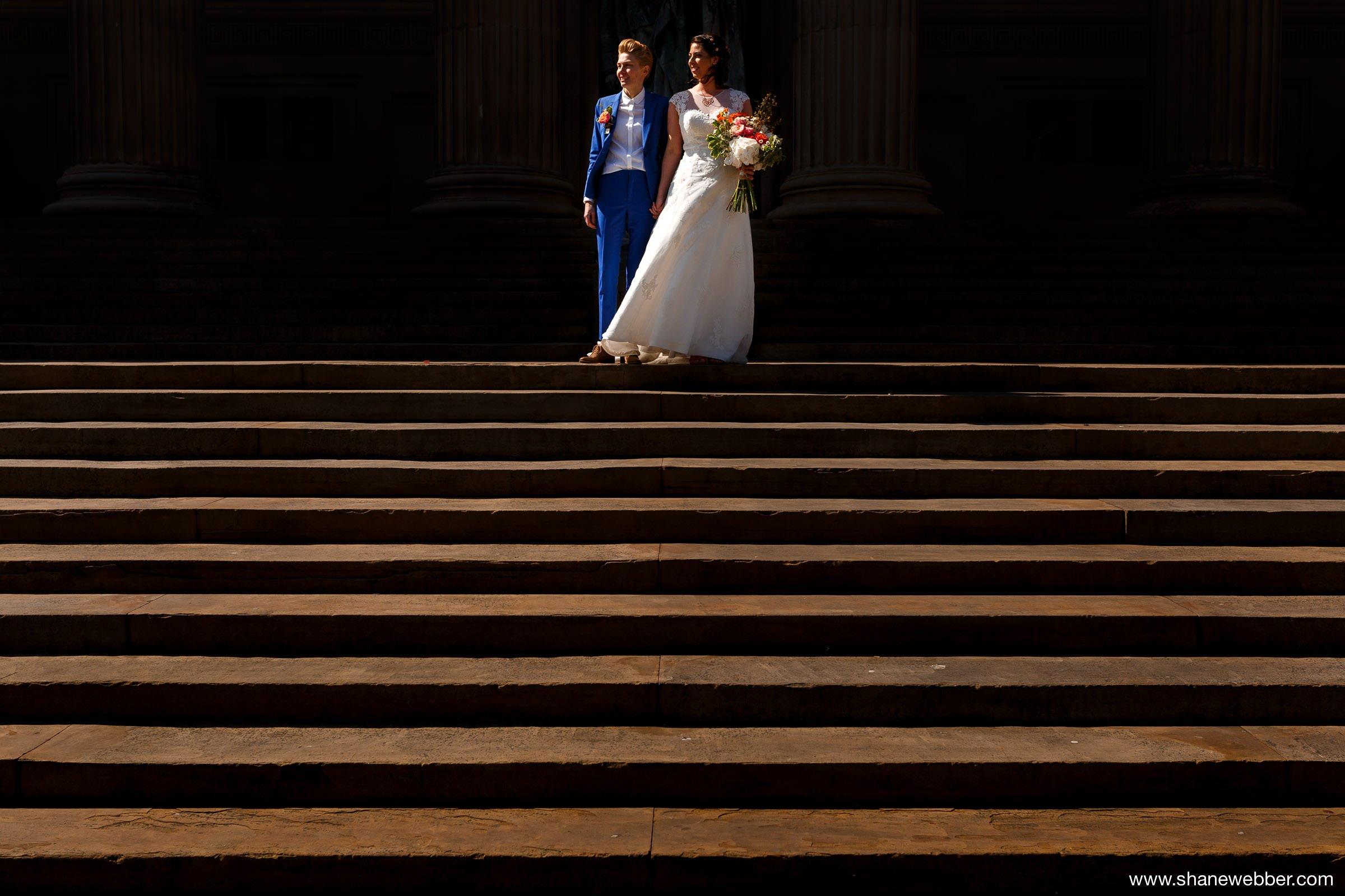 My favourite same sex wedding photo