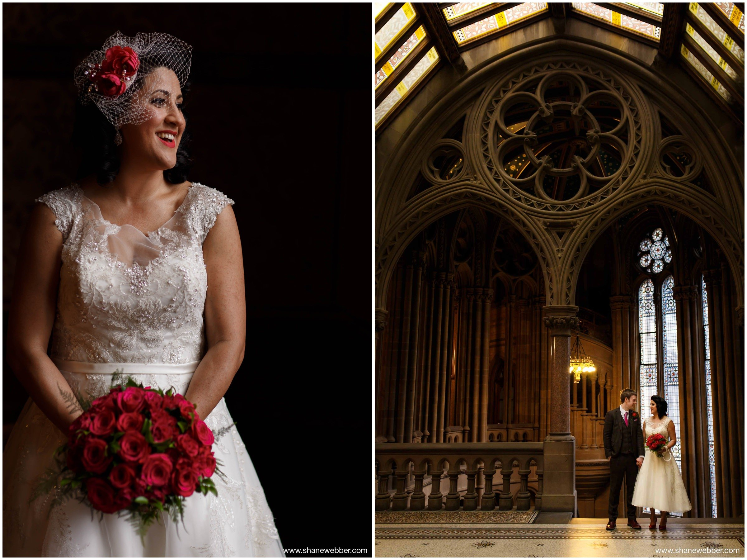 Weddings at the Town Hall in Manchester
