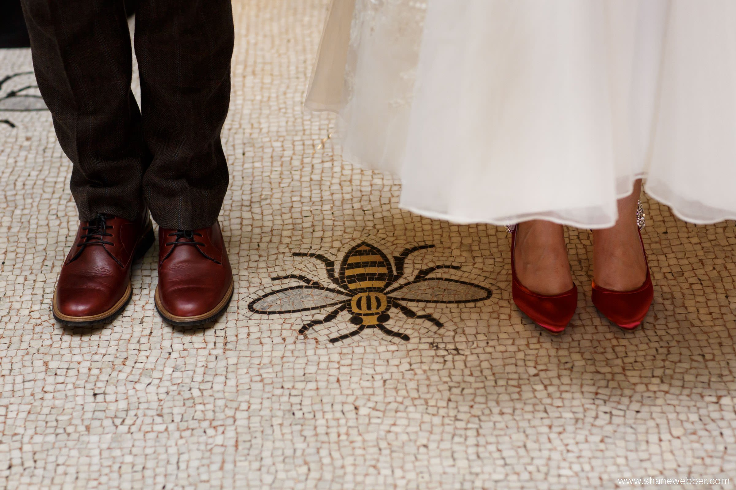Manchester Town Hall Wedding Photos