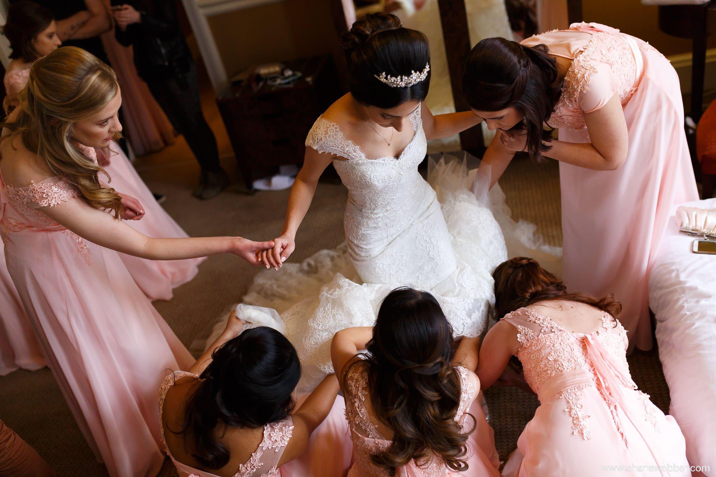 Iranian wedding photography