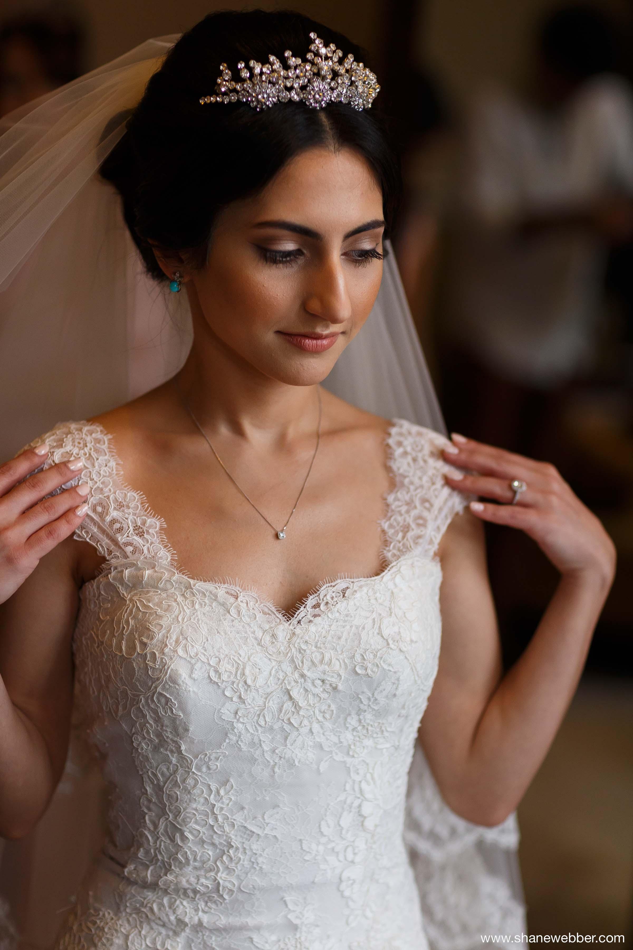 Beautiful Iranian bride