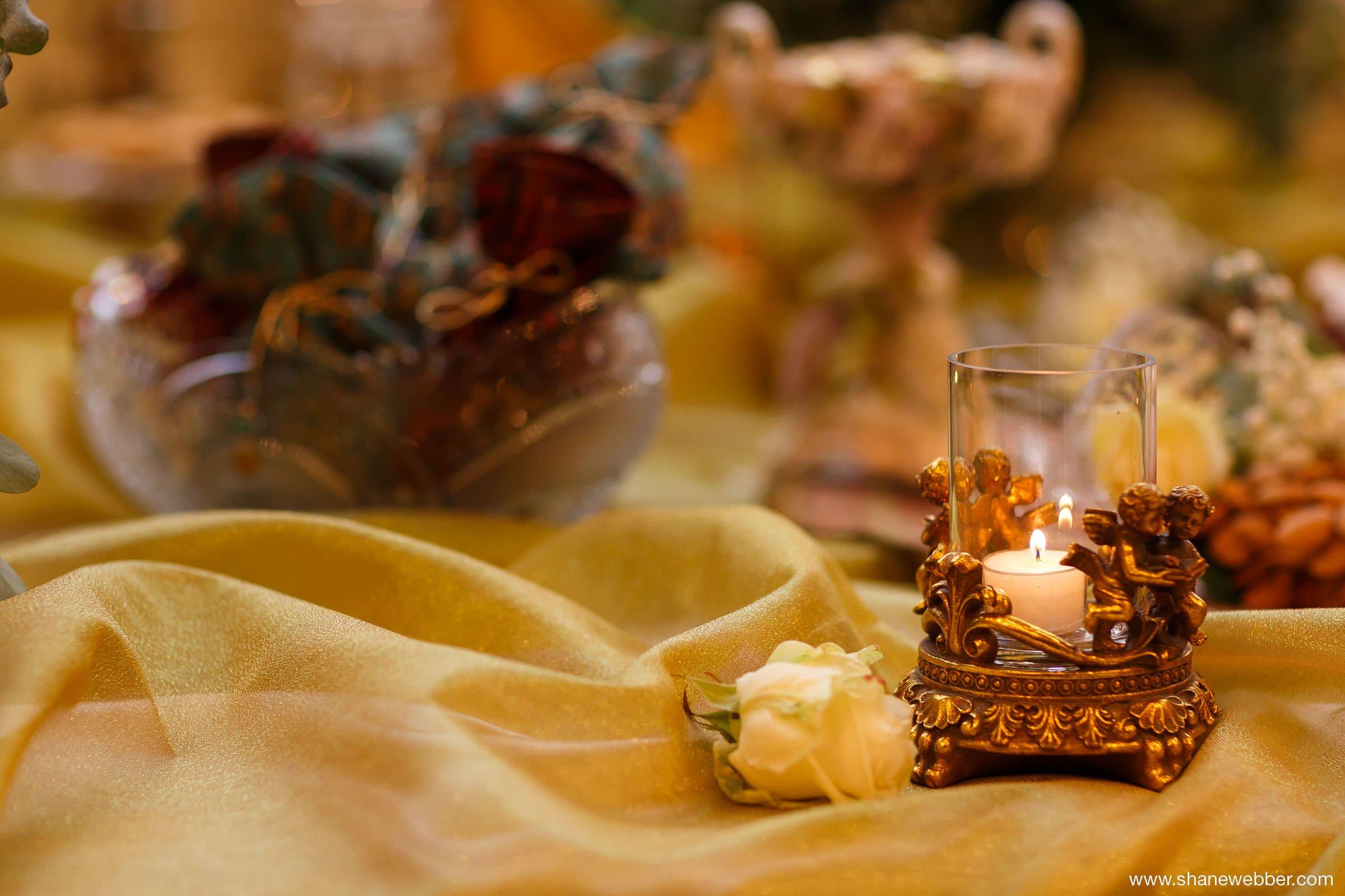 Sofreh Aghd at Iranian Wedding