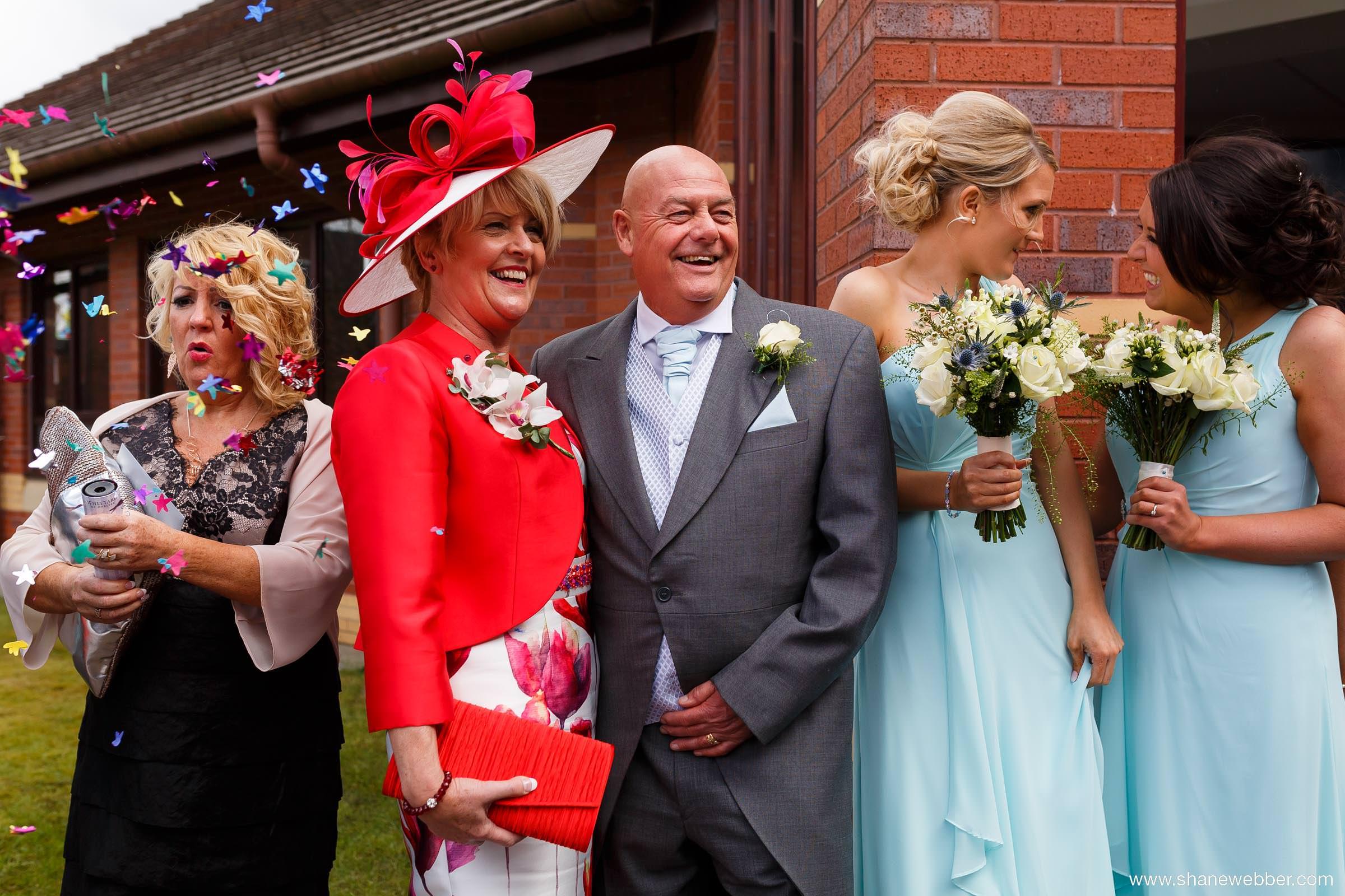 Best natural wedding photographer UK
