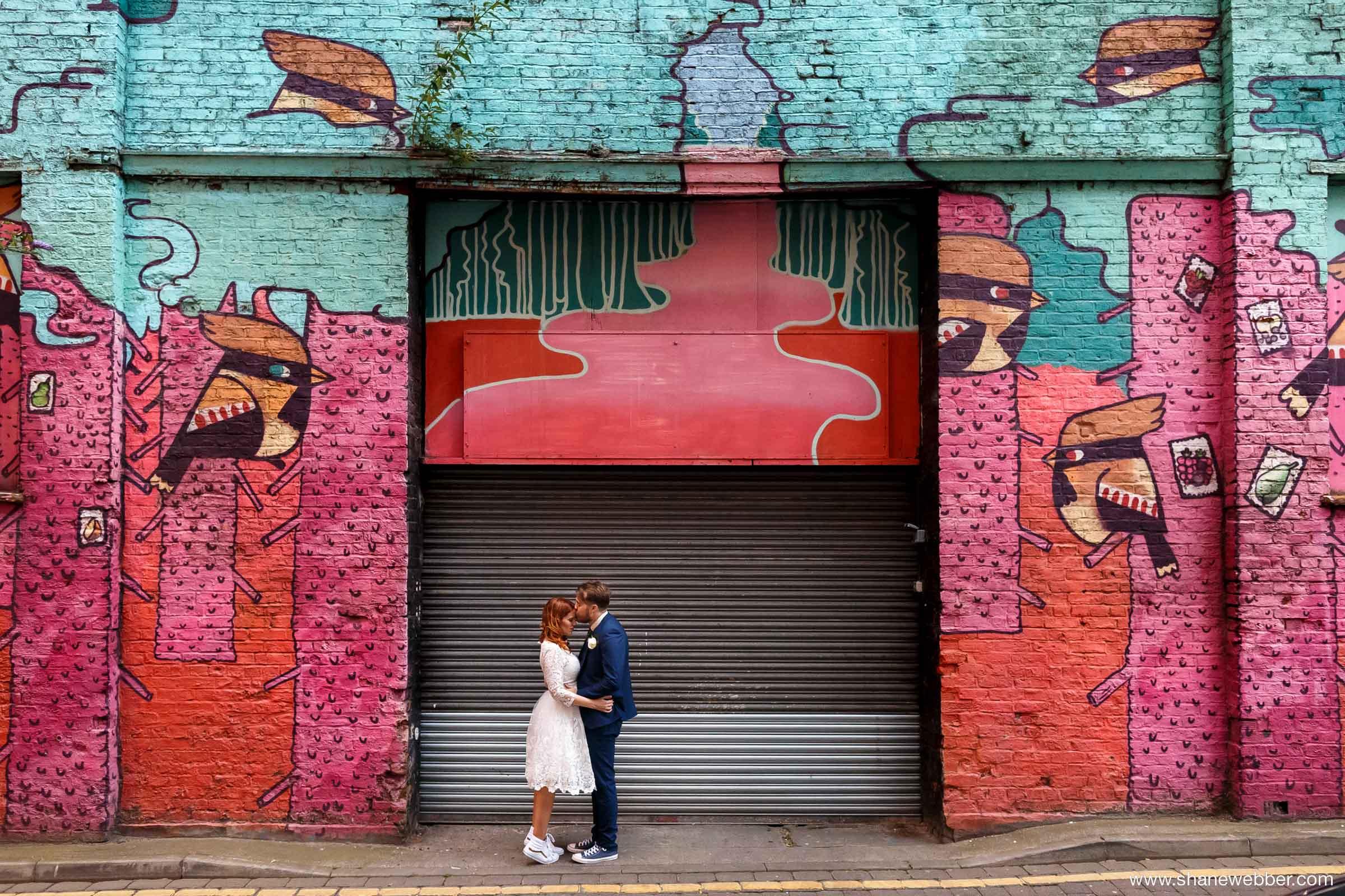 Best Alternative Wedding Photographers Manchester UK