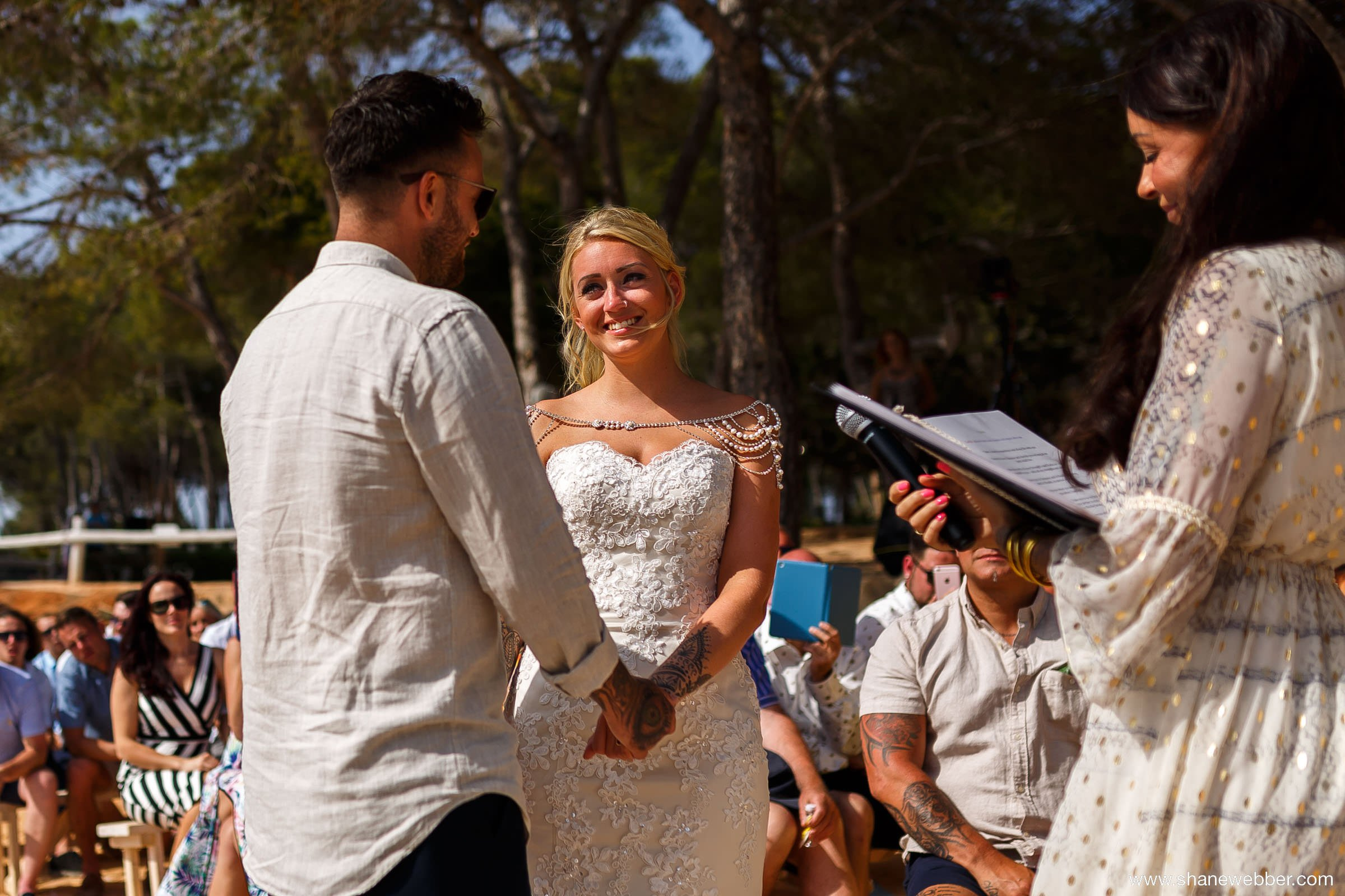 Best Ibiza Beach Wedding Photos