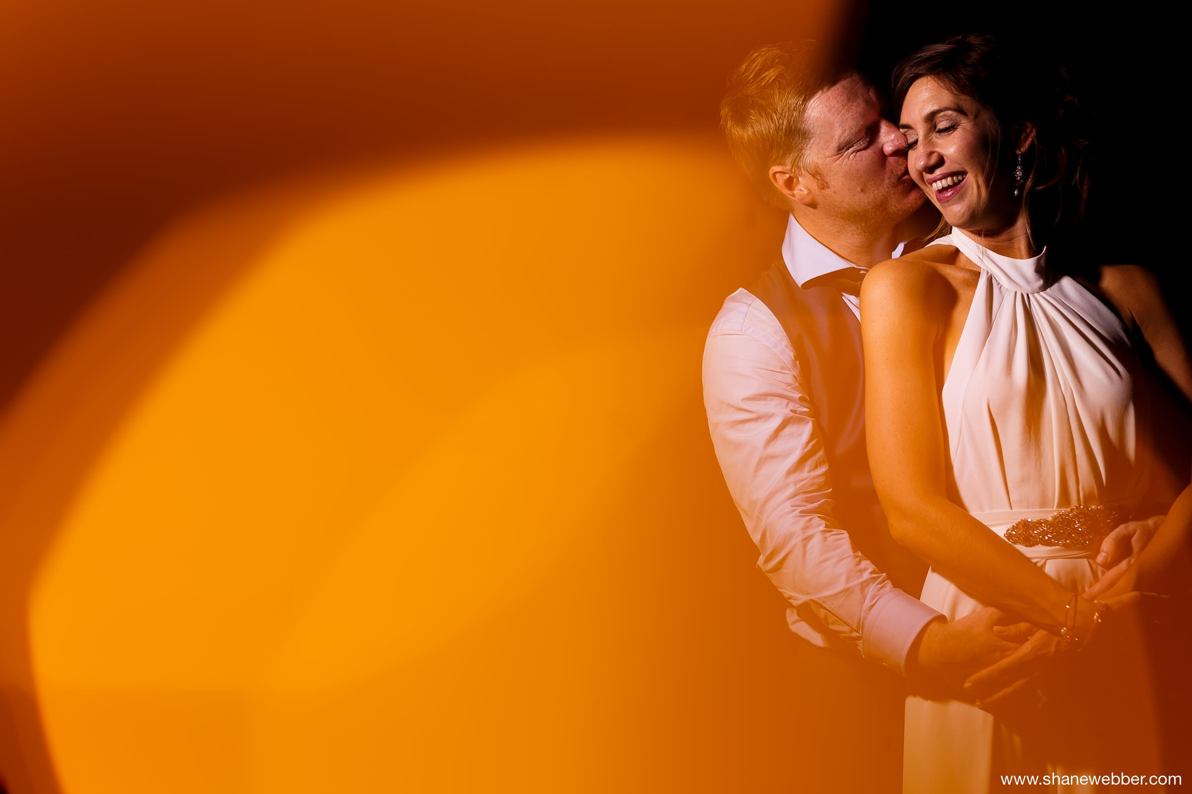 Creative Manchester wedding photographer