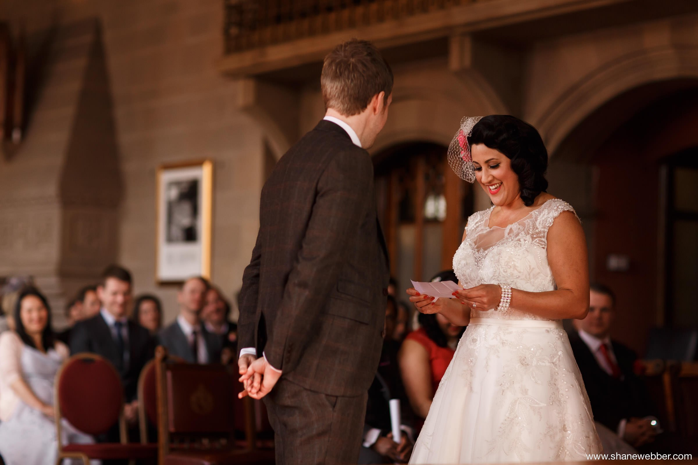 Manchester Town Hall wedding photos