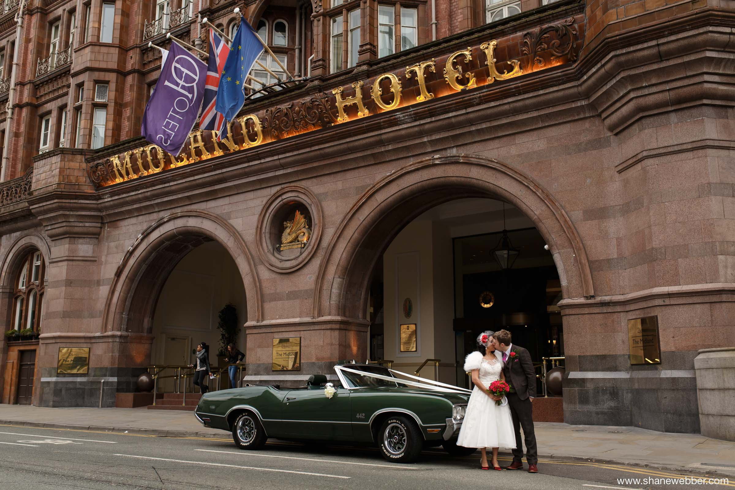 The Midland Manchester weddings