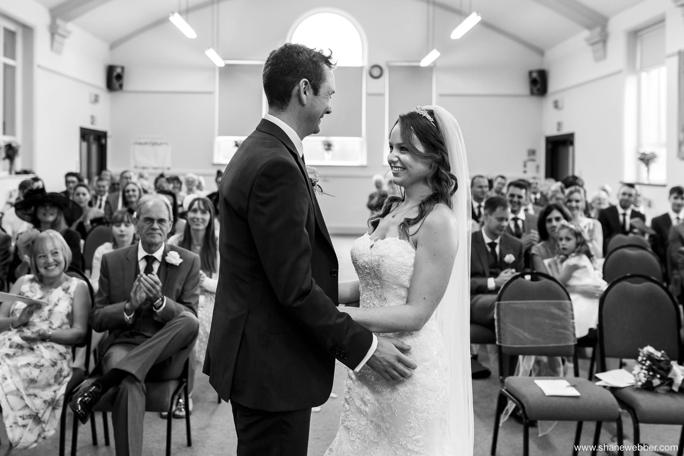 Chadderton Community Church wedding photos