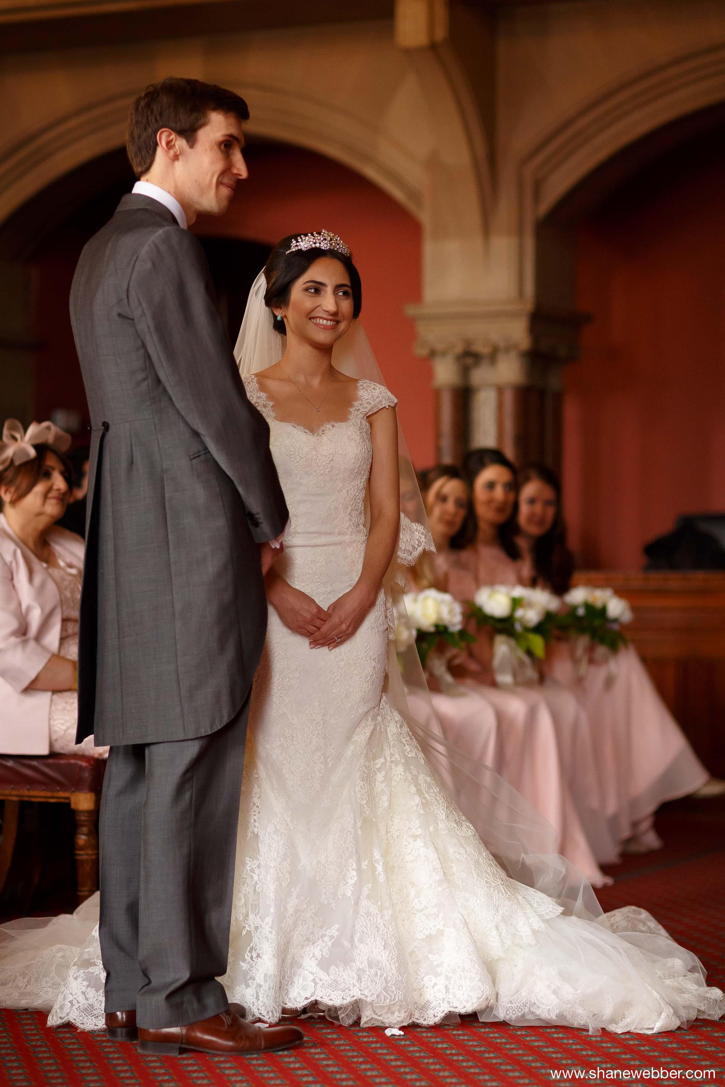 Luxury wedding photographer Manchester