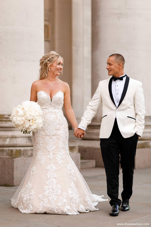 The Midland Manchester wedding photography
