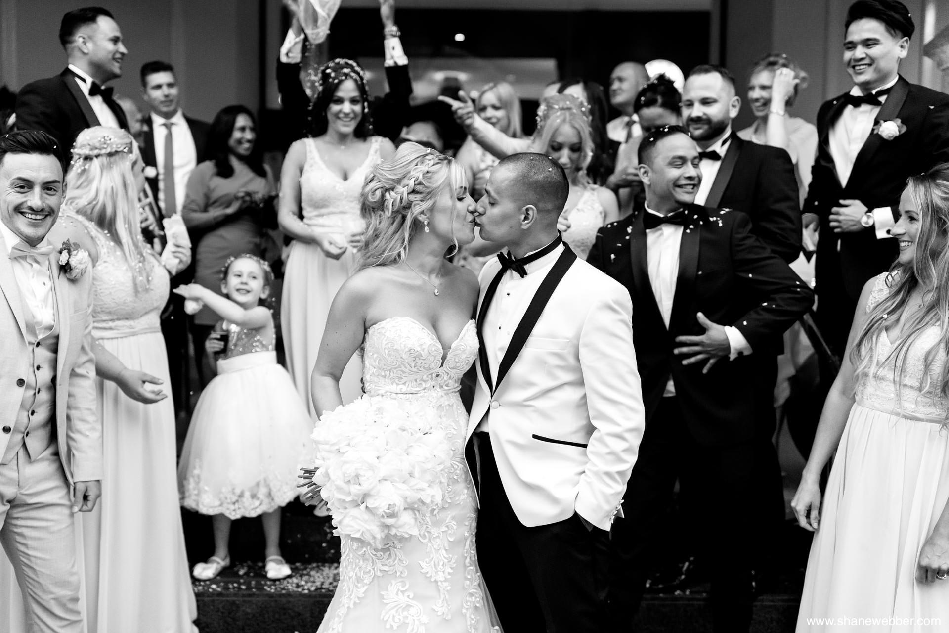 The Midland Manchester wedding photos
