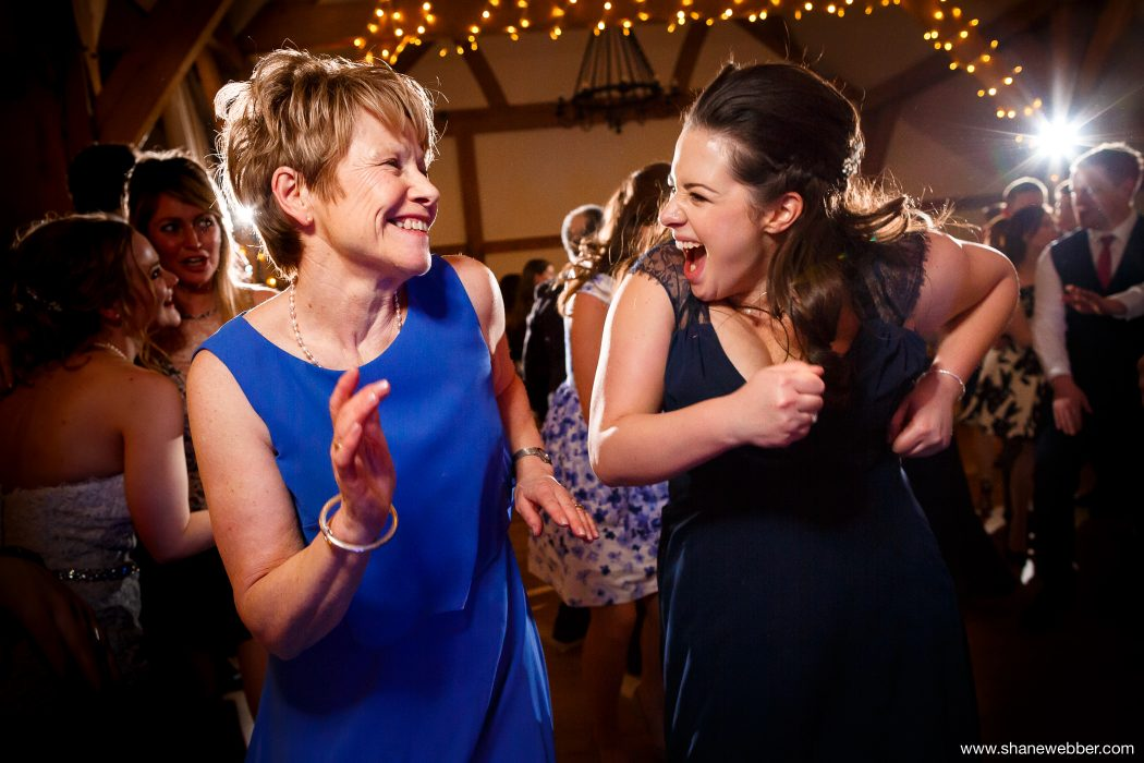 Sandhole Oak Barn Wedding Party Picture