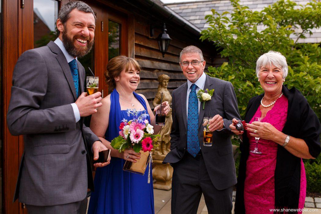 Natural Sandhole Oak Barn Wedding Photography