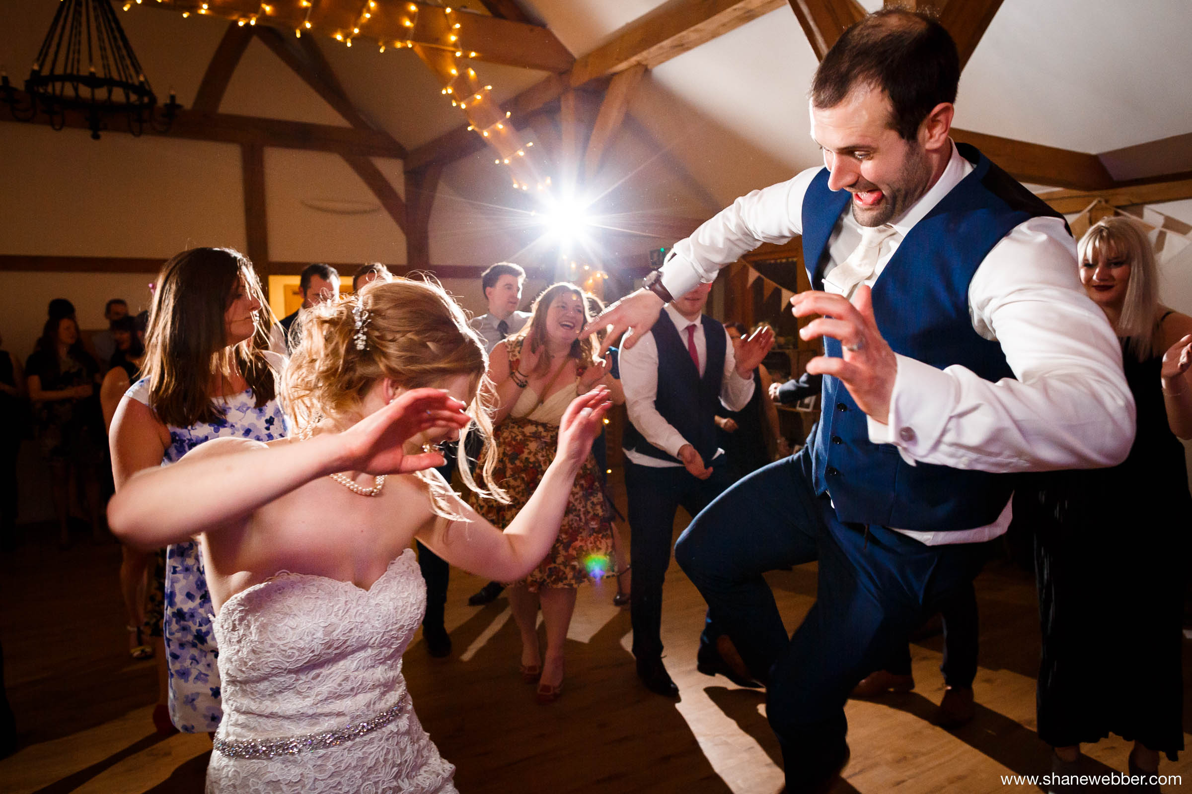 Party pictures at Sandhole Oak Barn