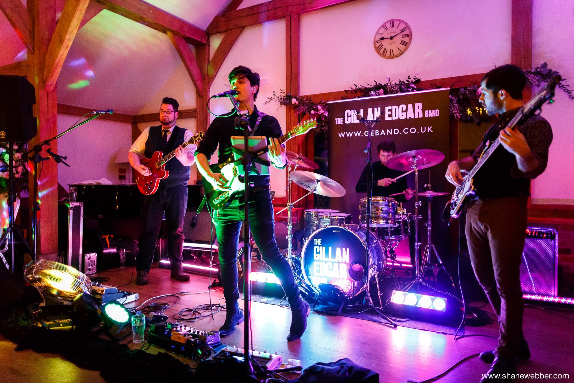 Gillan Edgar Band