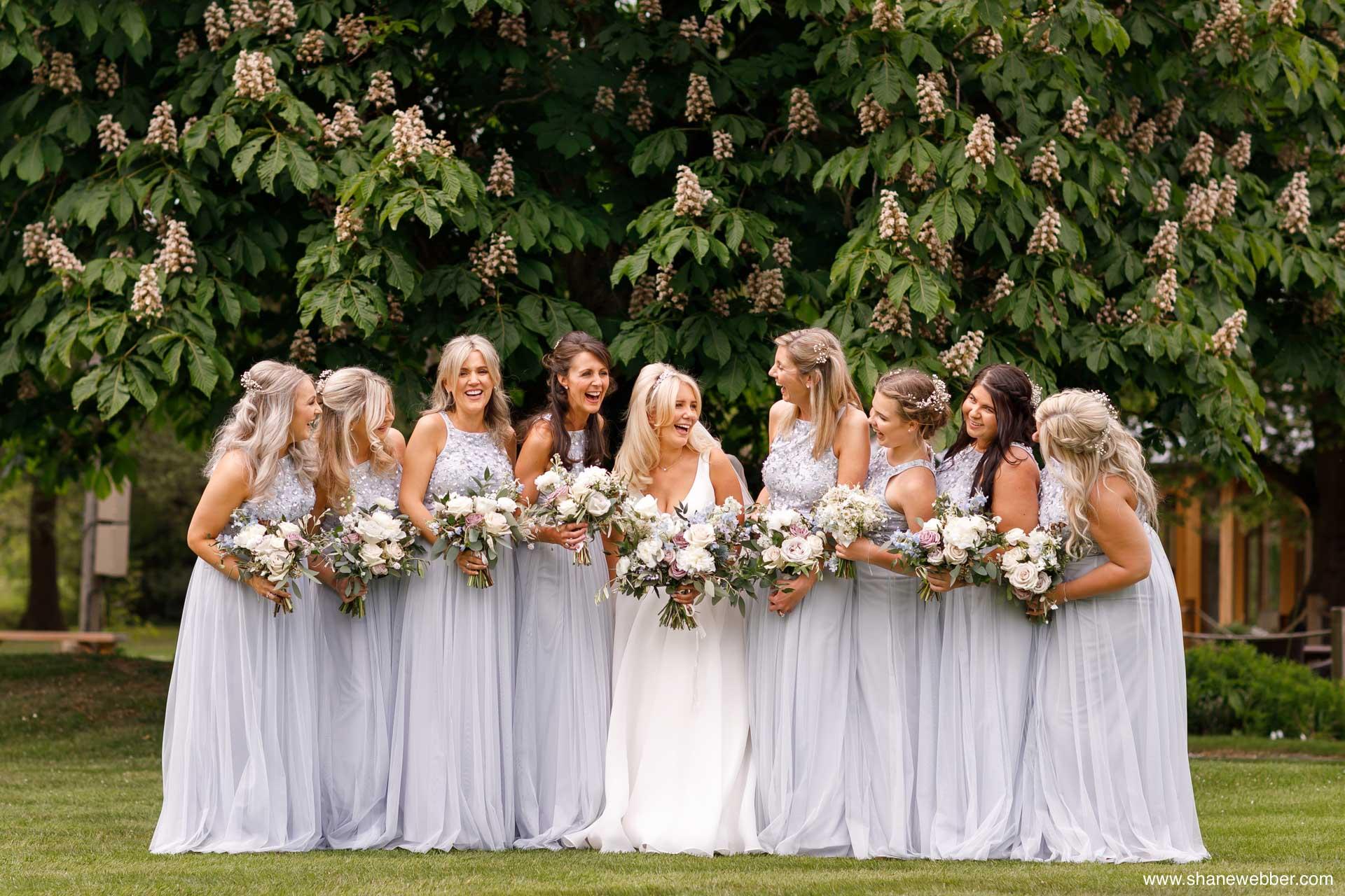 oak tree of peover wedding