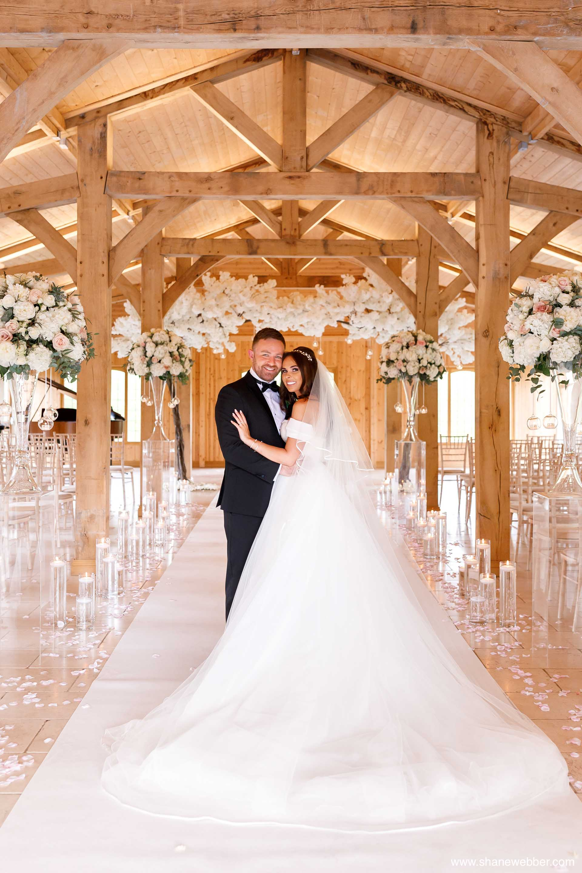 Colshaw Hall Wedding Knutsford