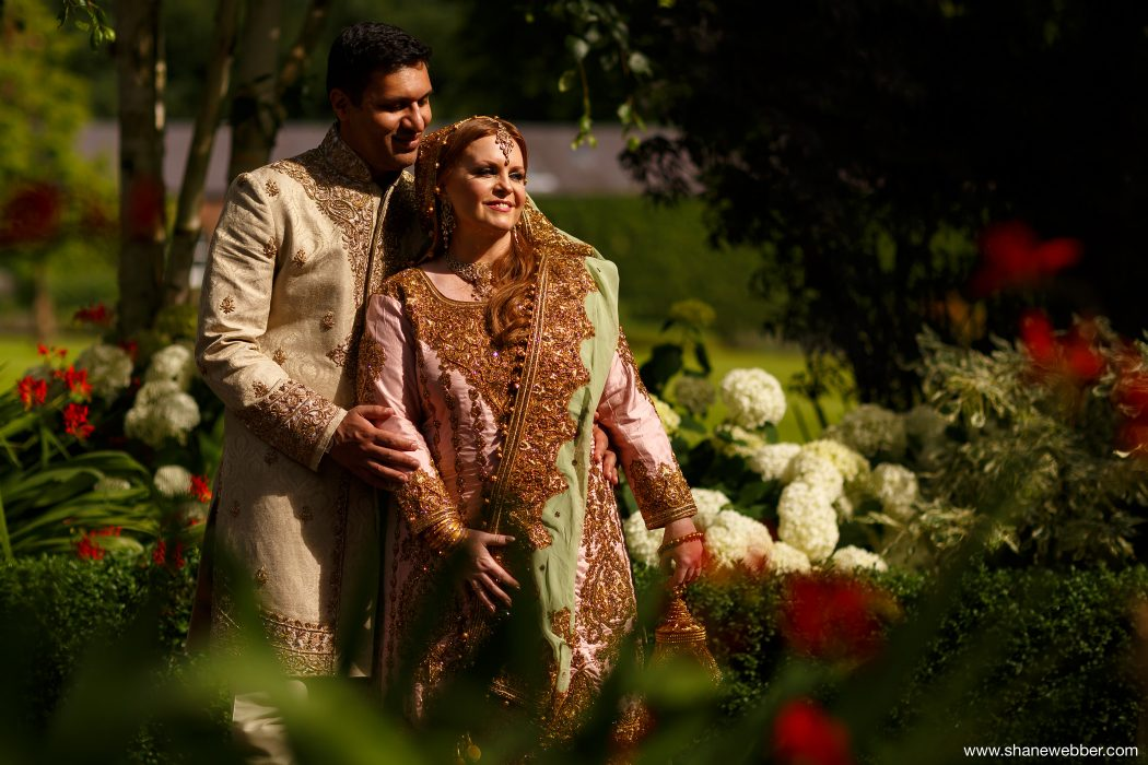 Photographs from multicultural weddings