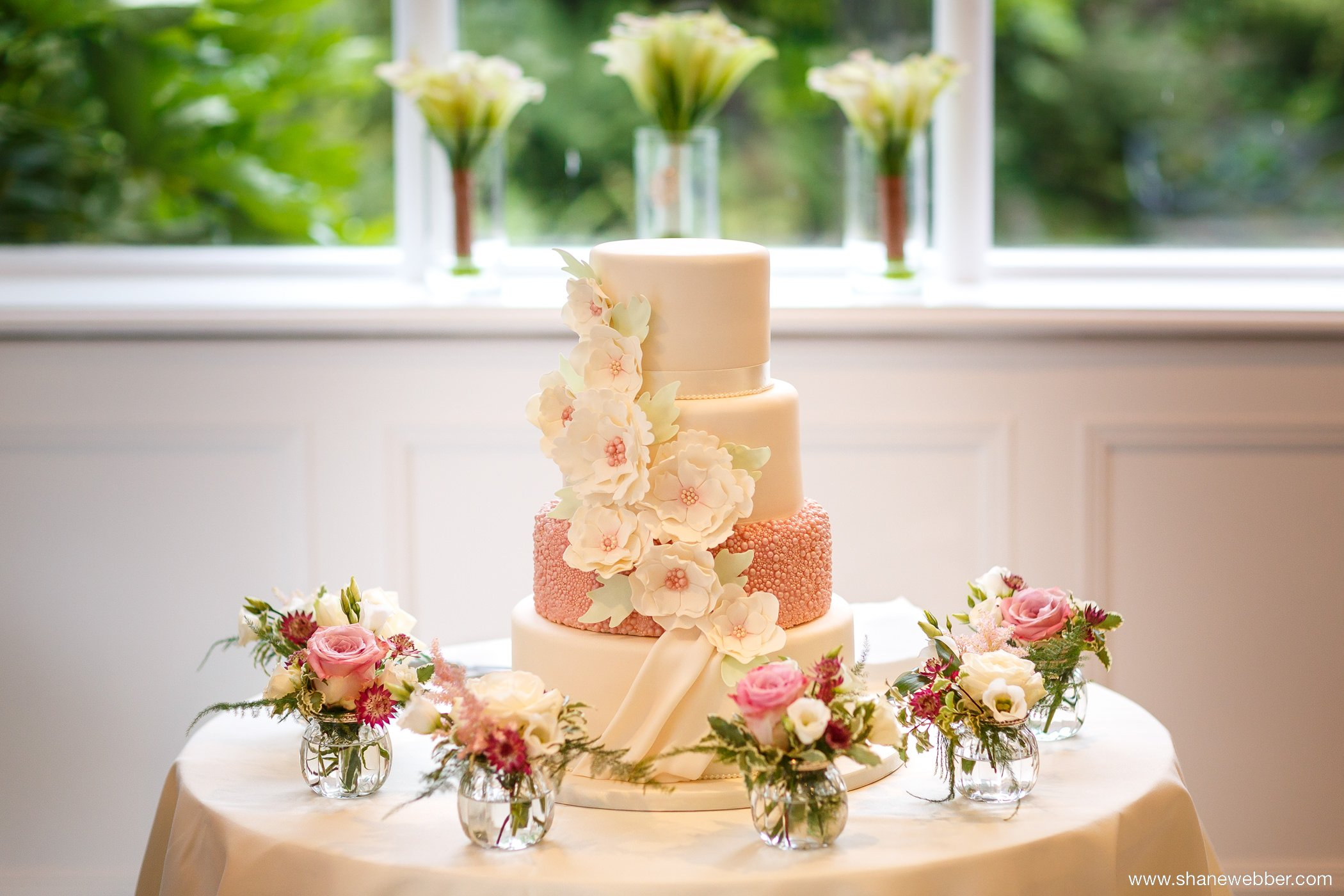 Amazing wedding cake photos