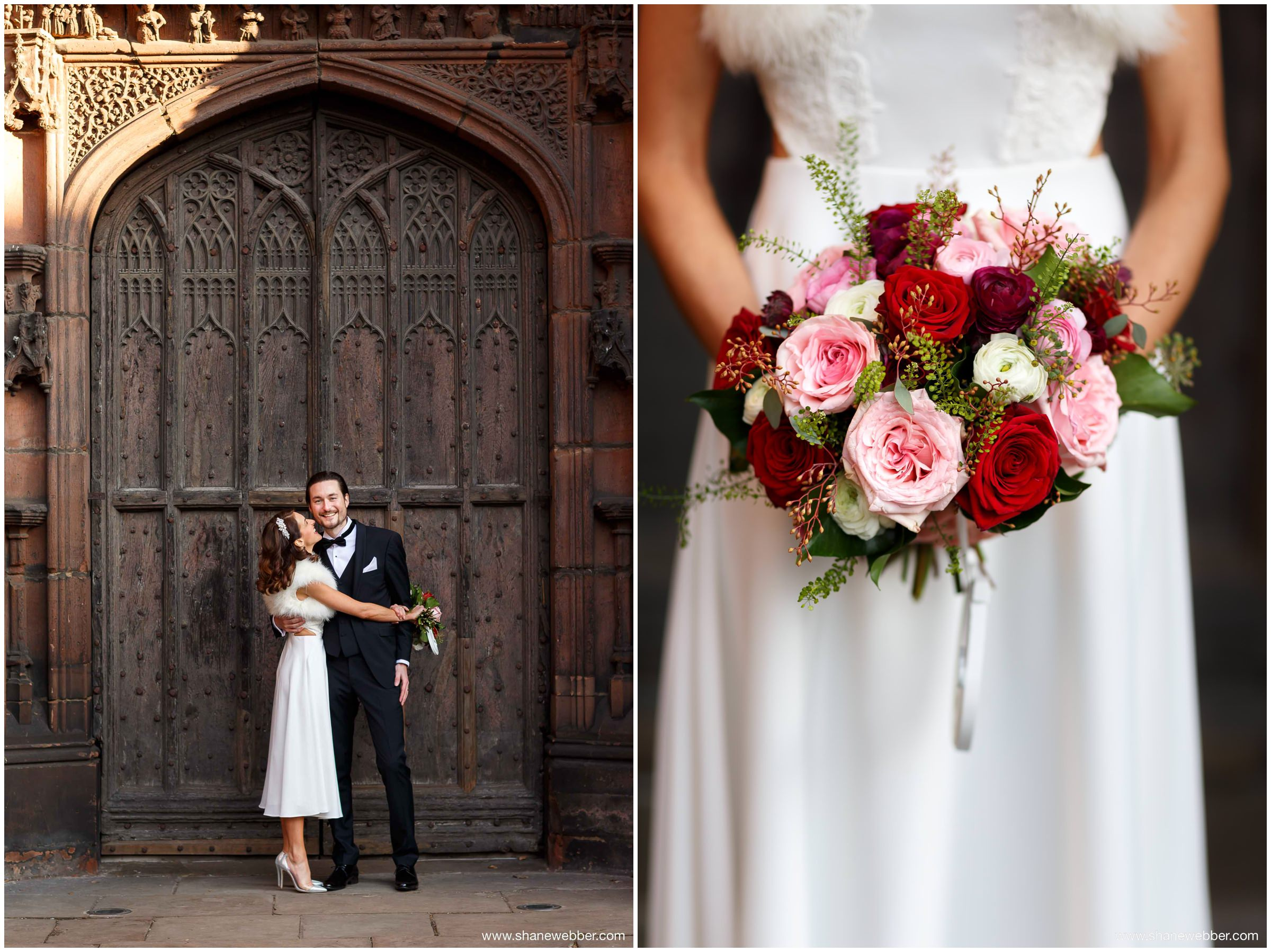 Wedding Photography at Chester Town Hall