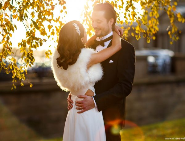 Oddfellows Chester Winter Wedding Photography