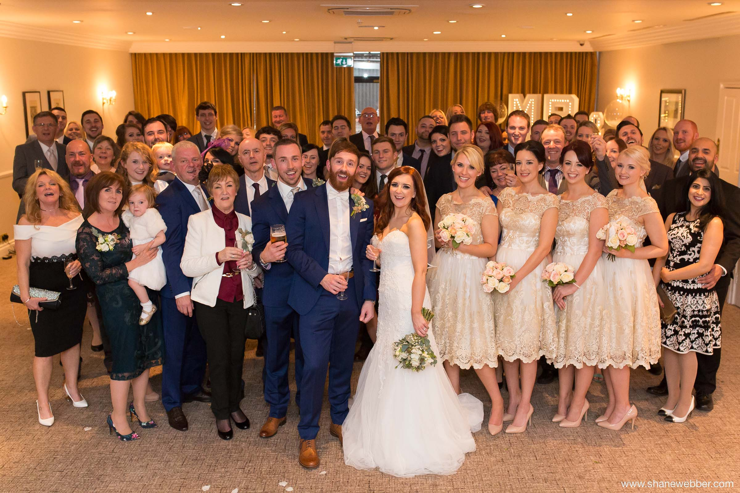 Pinewood On Wilmslow Hotel Wedding Photography