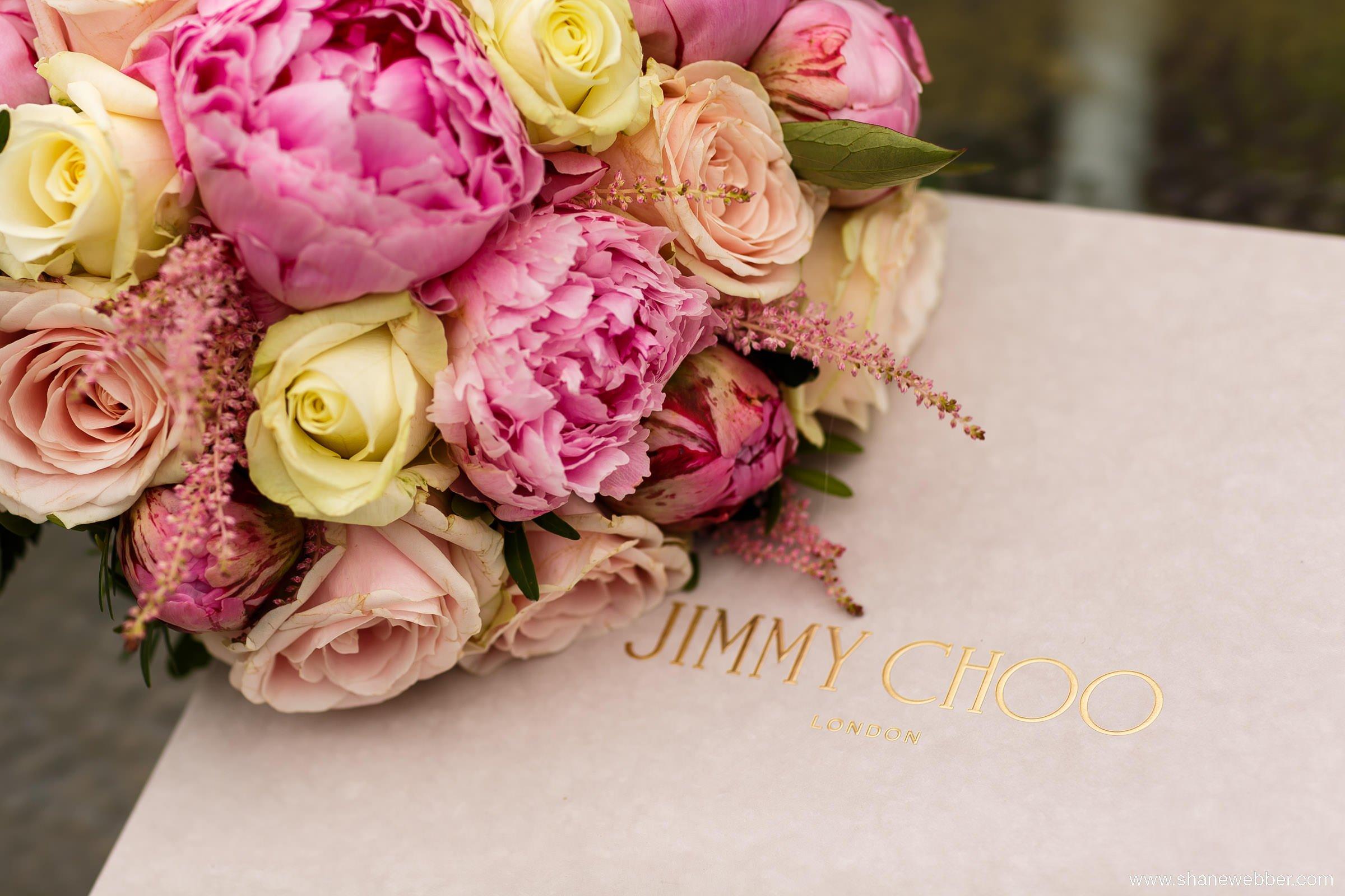 Wedding flowers photo