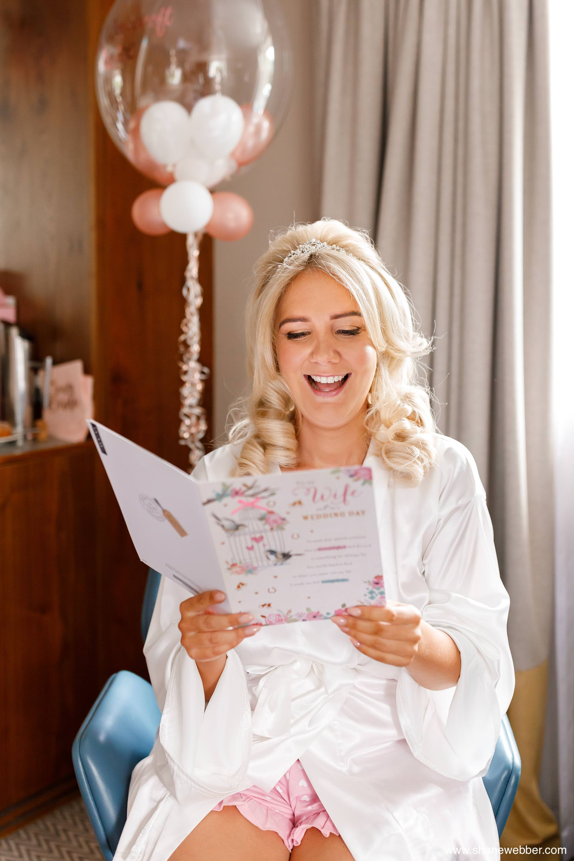 bridal preparation picture