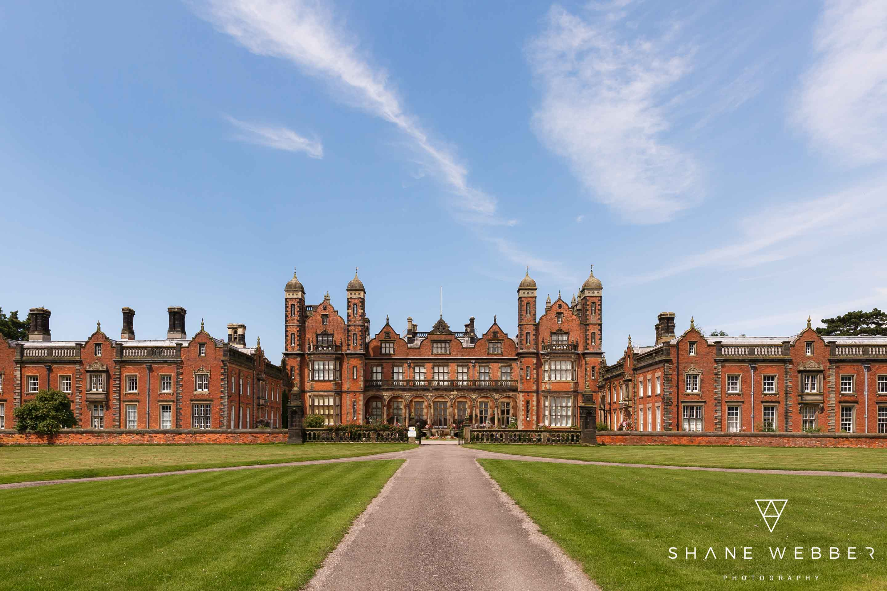 capesthorne hall cheshire
