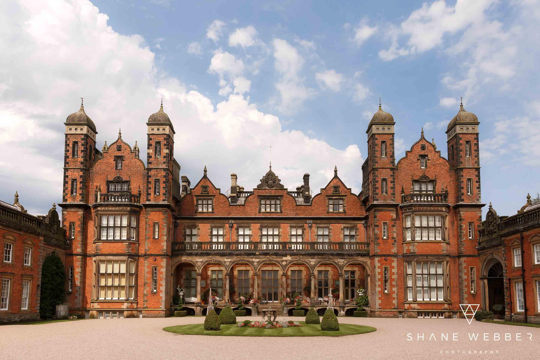 Luxury Cheshire Wedding Venue Capesthorne Hall