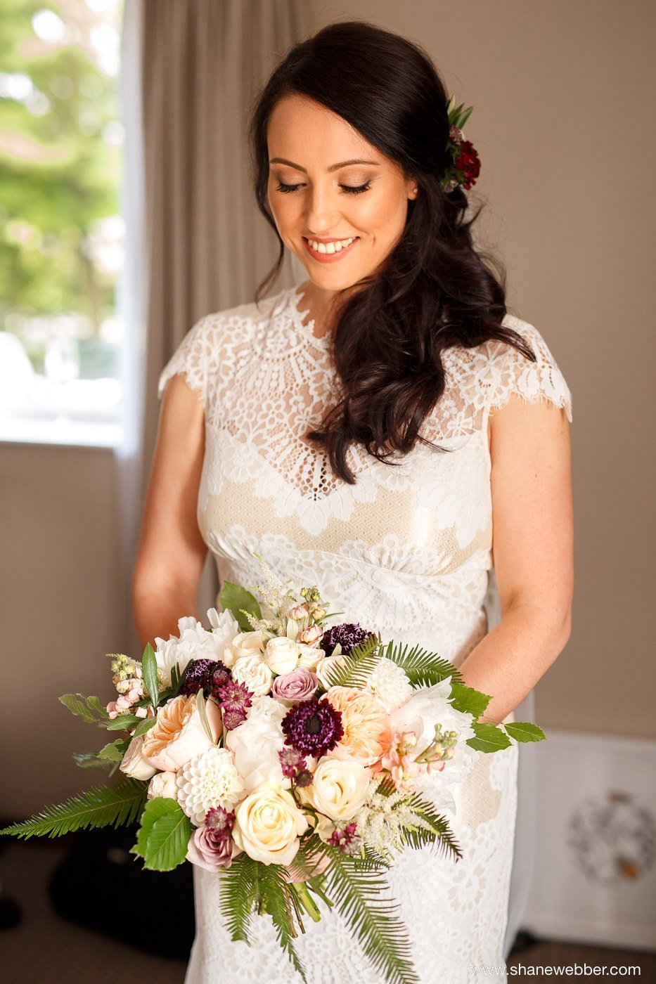 Merrydale Manor bridal preparation photo