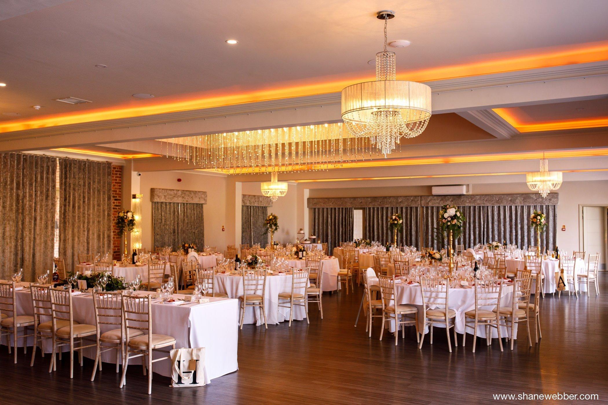reception room Merrydale Manor